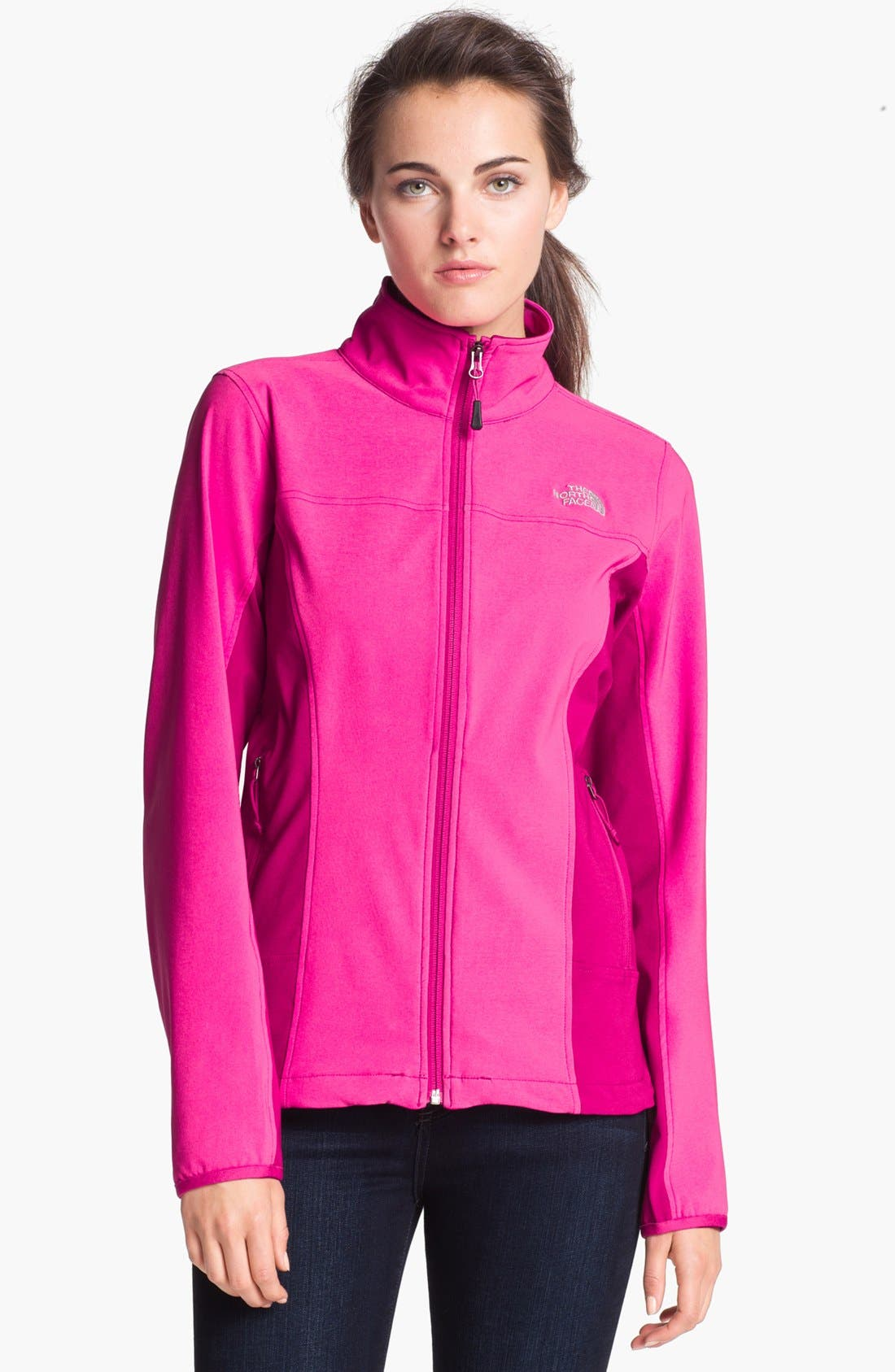 Alternate Image 1 Selected - The North Face 'Nimble' Soft Shell Jacket