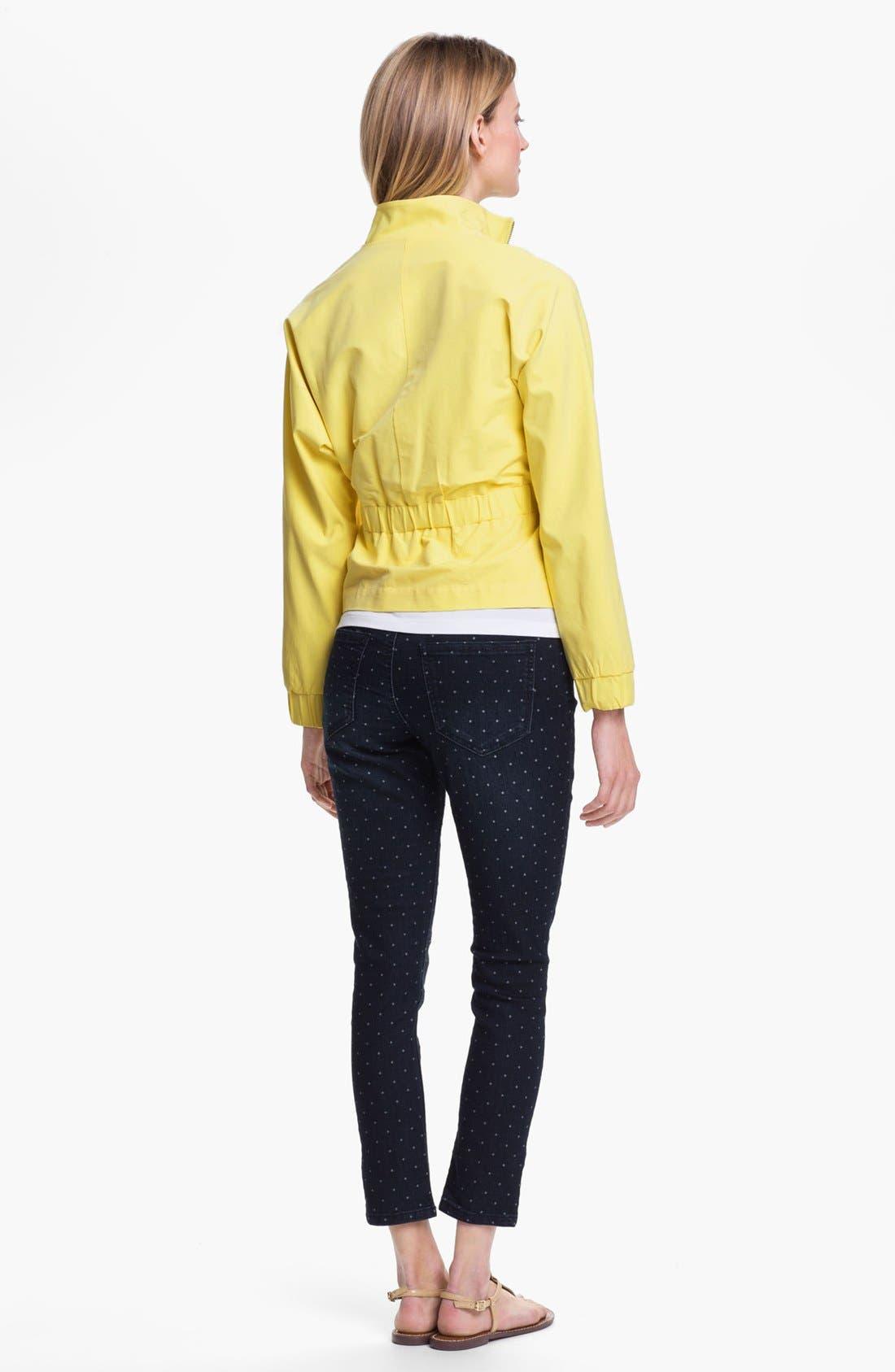 Alternate Image 3  - Isaac Mizrahi New York Four Pocket Jacket