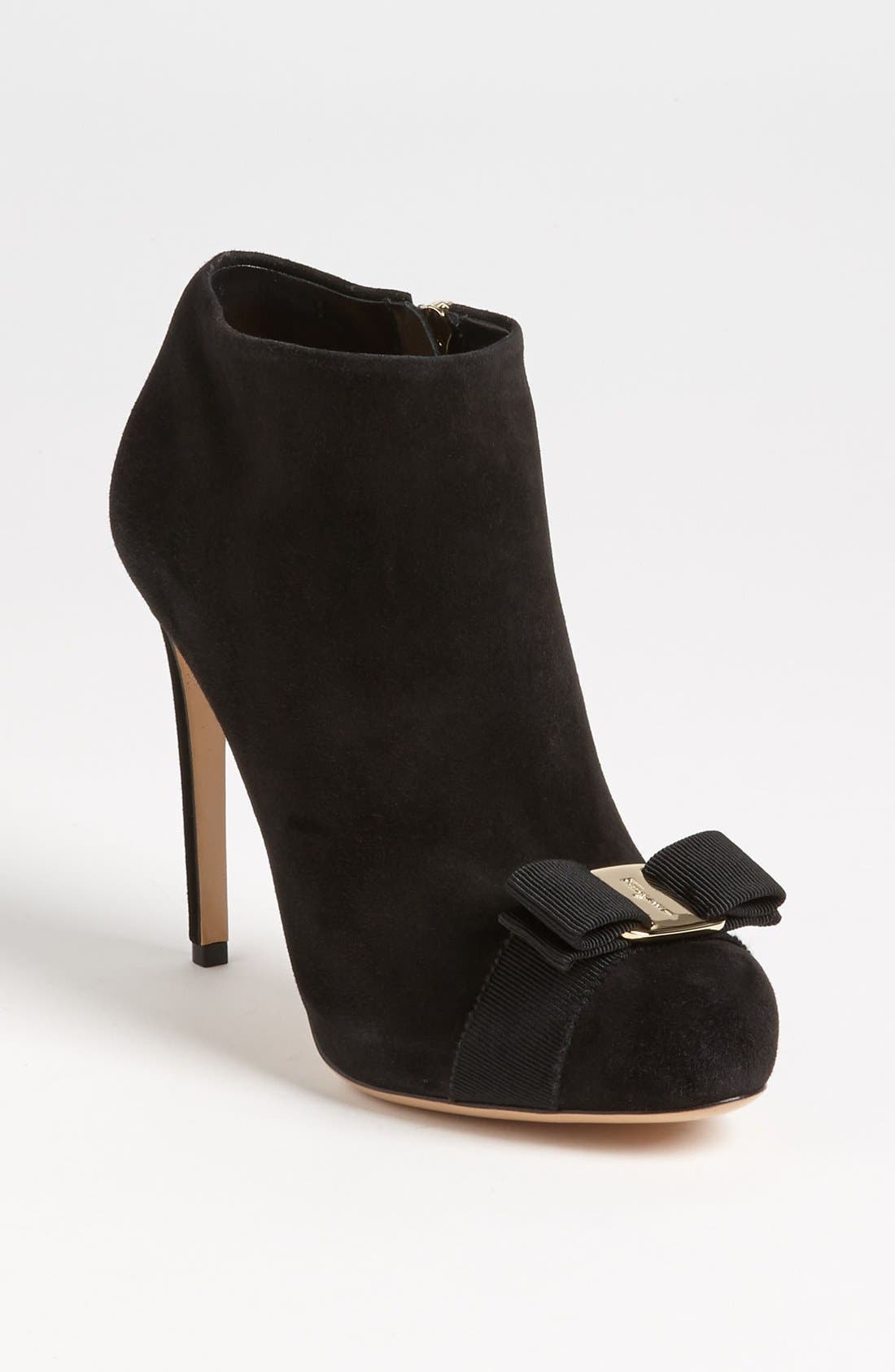 Alternate Image 1 Selected - Salvatore Ferragamo 'Royal' Bootie