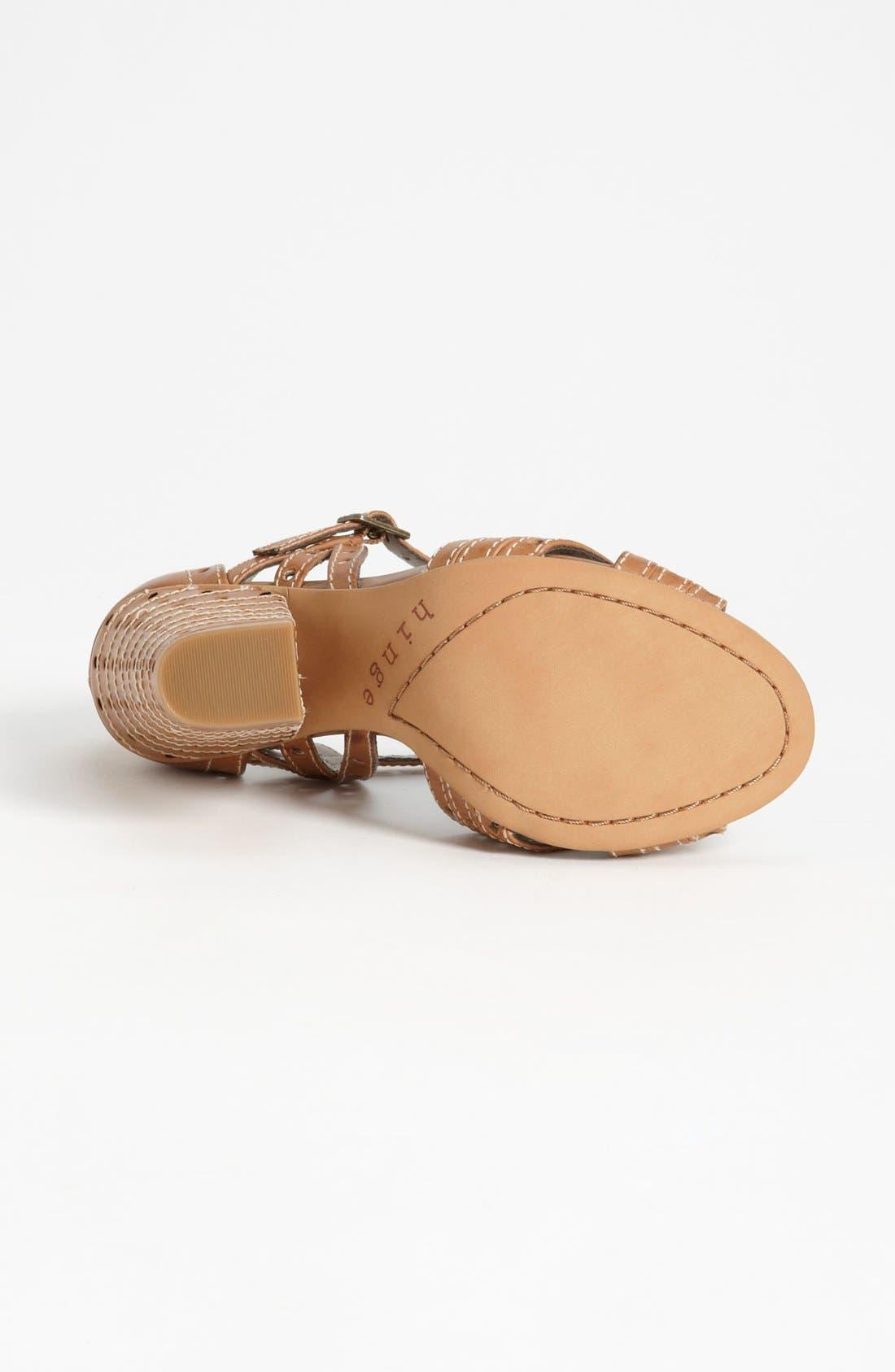 Alternate Image 4  - Hinge® 'Perri' Sandal