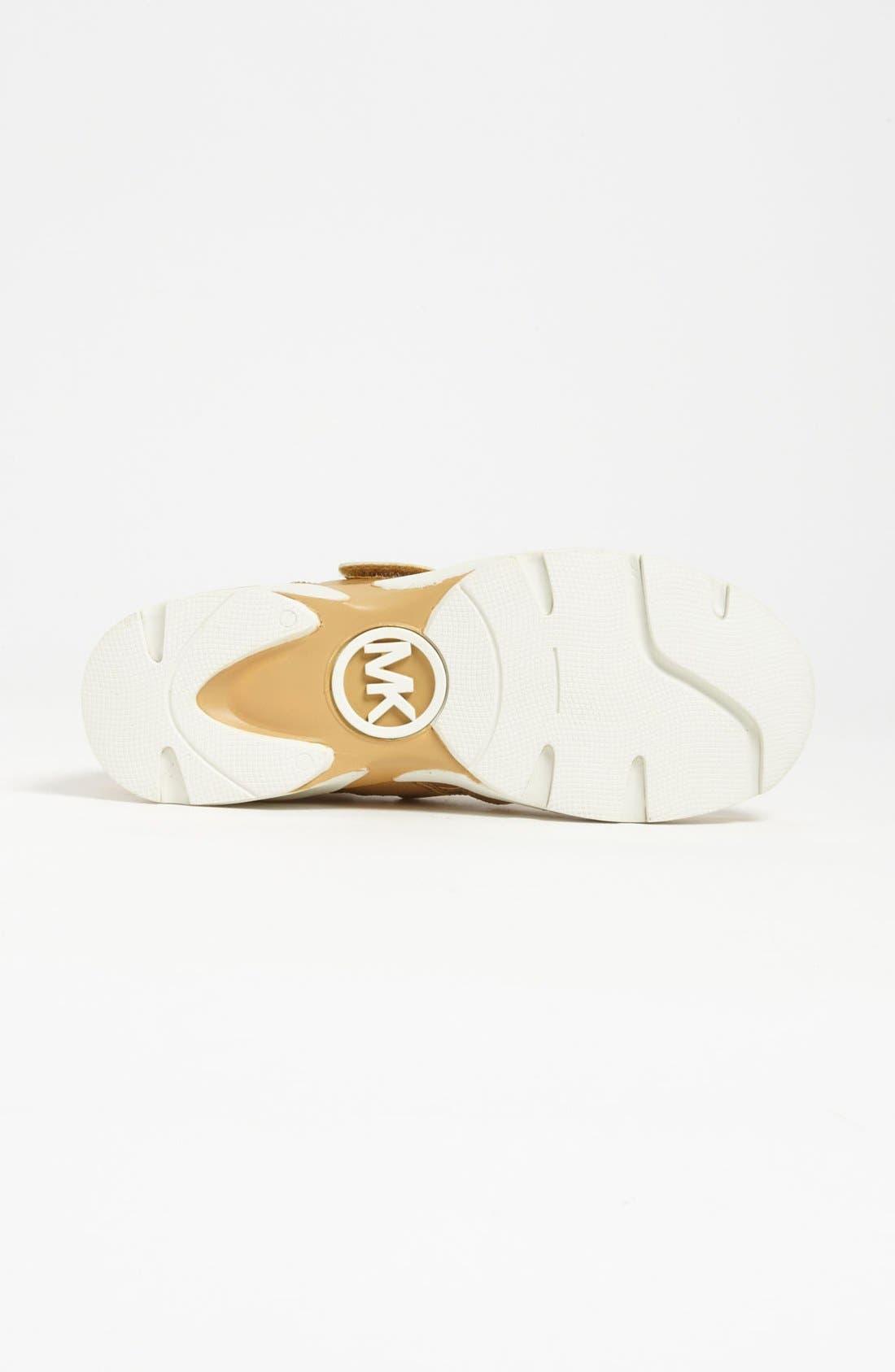 Alternate Image 4  - MICHAEL Michael Kors 'Walker' Cutout Sneaker