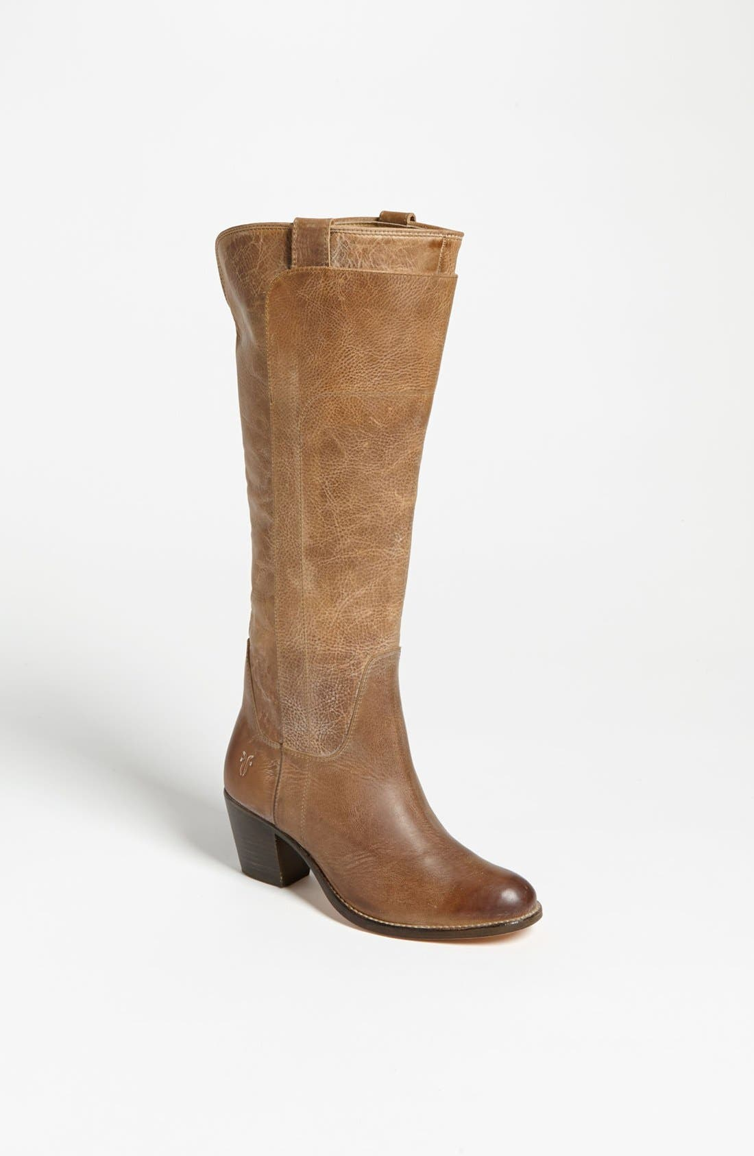 Alternate Image 1 Selected - Frye 'Jackie Tall' Riding Boot