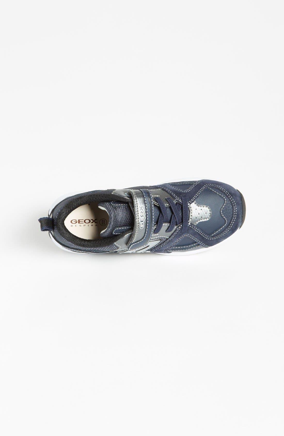 Alternate Image 3  - Geox 'Stark 8' Sneaker (Toddler, Little Kid & Big Kid)