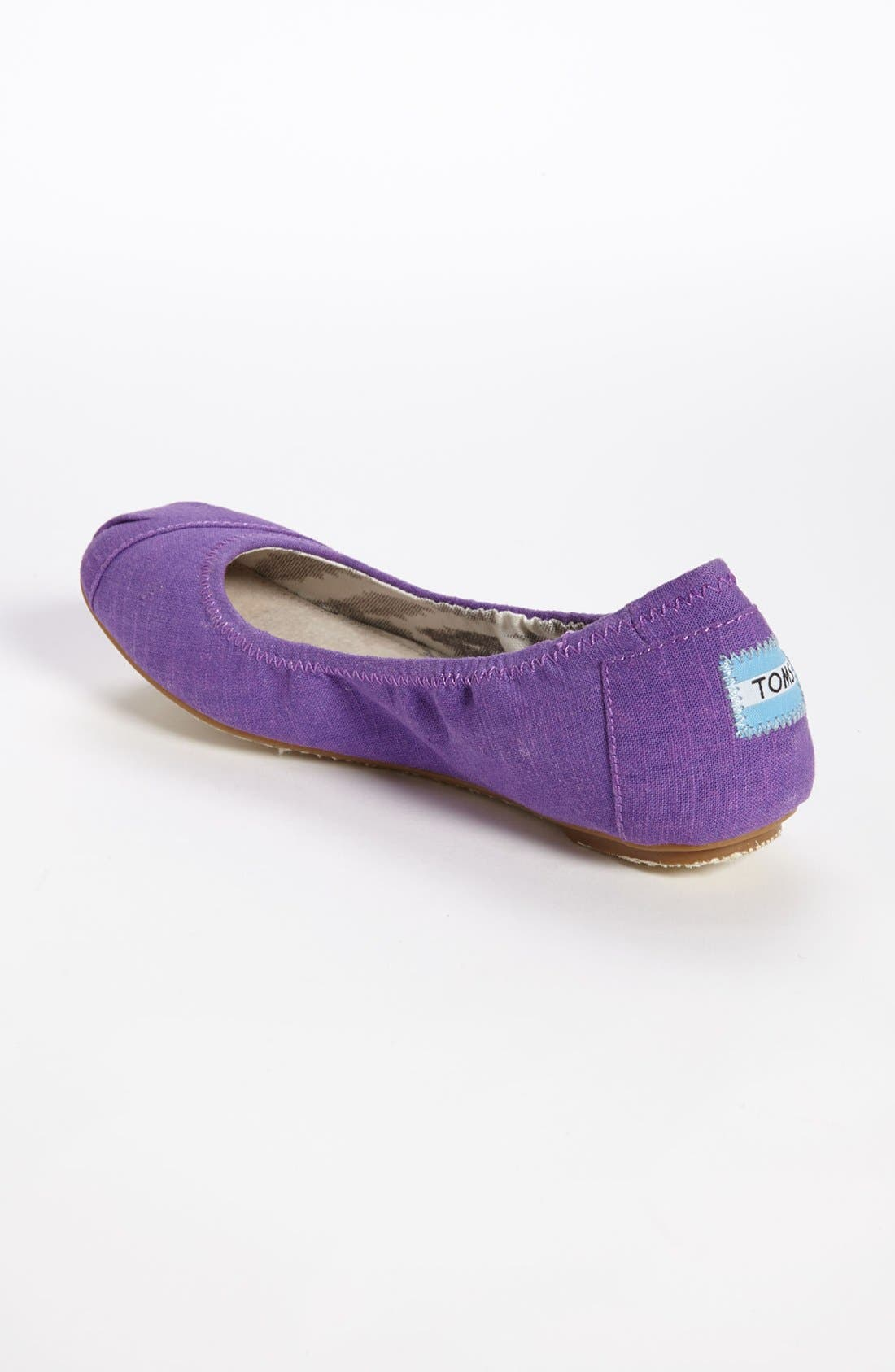 Alternate Image 2  - TOMS Ballet Flat (Women)