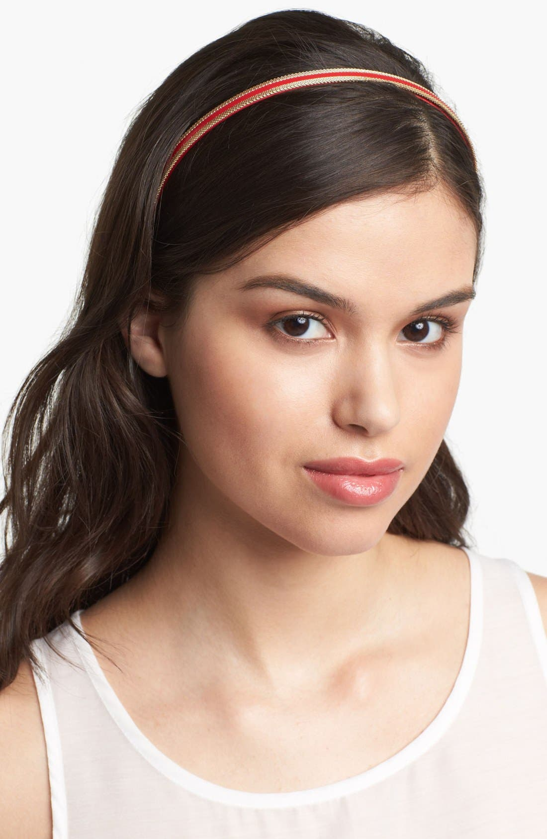 Main Image - Tasha 'Leather Love' Headband