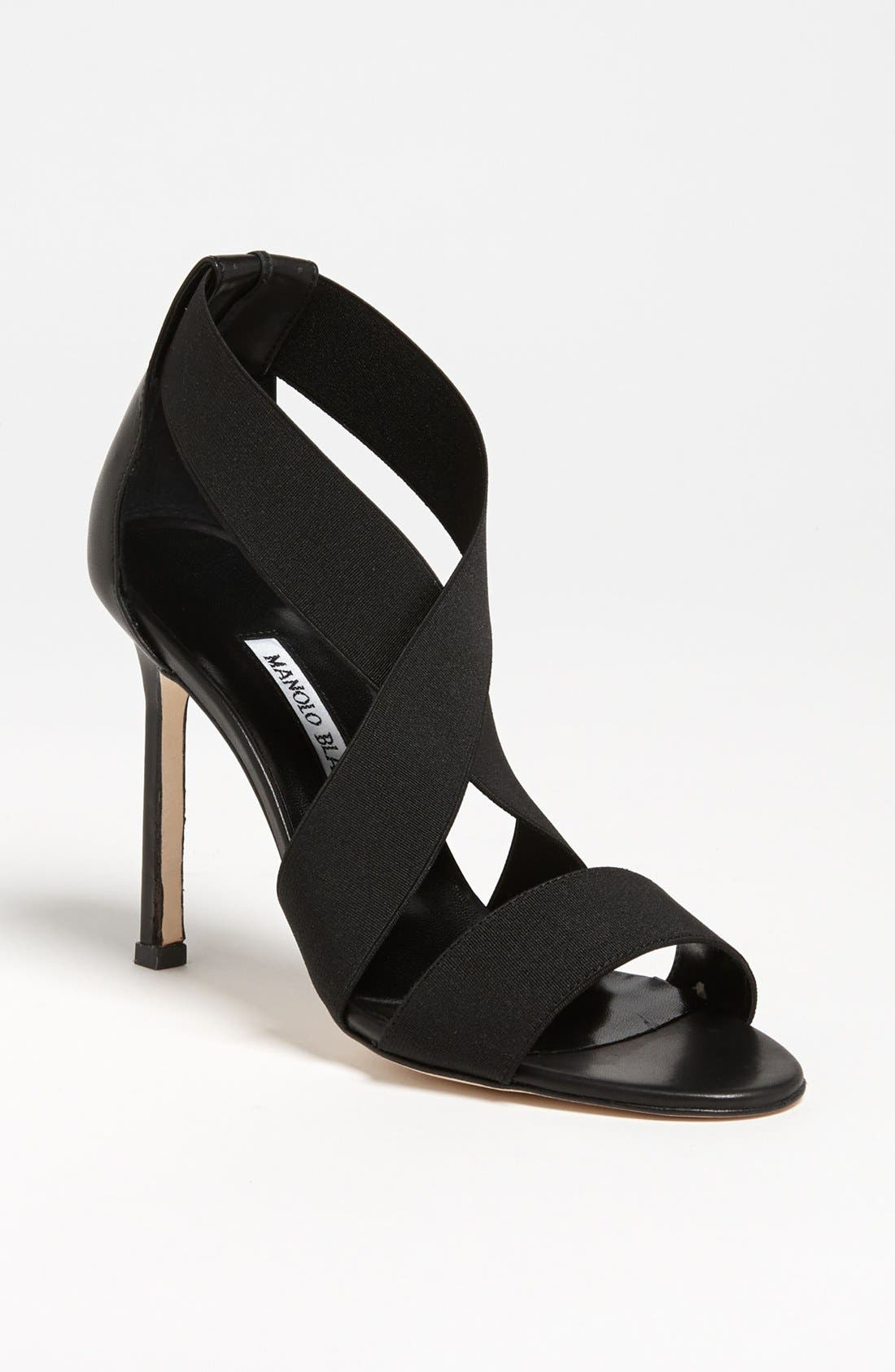 Alternate Image 1 Selected - Manolo Blahnik 'Kandita-Mod' Sandal