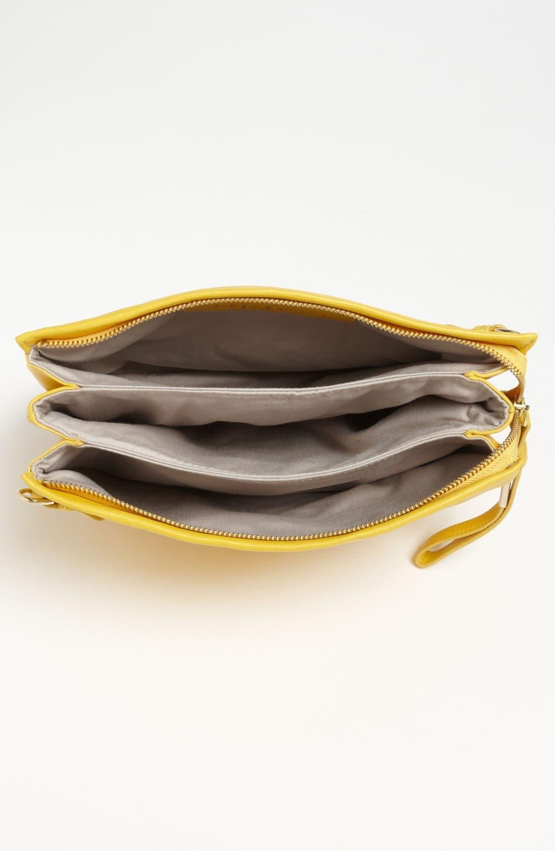 Alternate Image 3  - Foley + Corinna 'iPad Cache' Leather Crossbody Bag