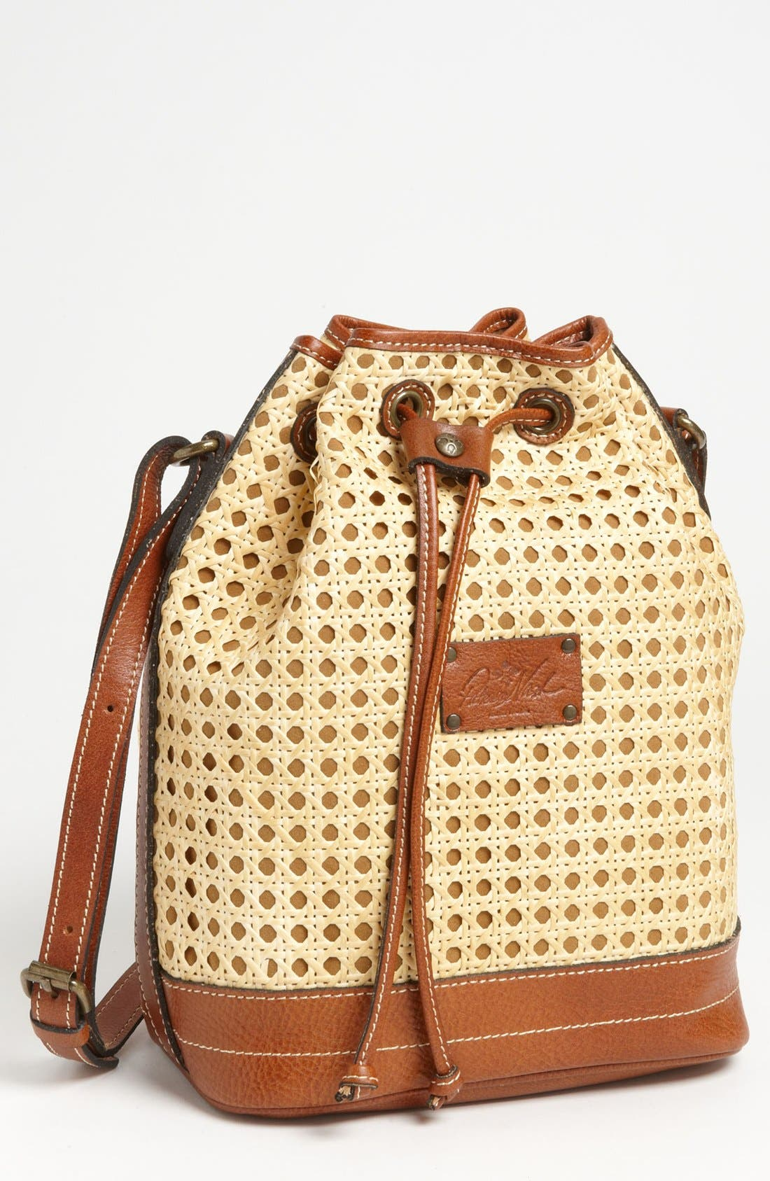 Alternate Image 1 Selected - Patricia Nash 'Comano' Drawstring Shoulder Bag