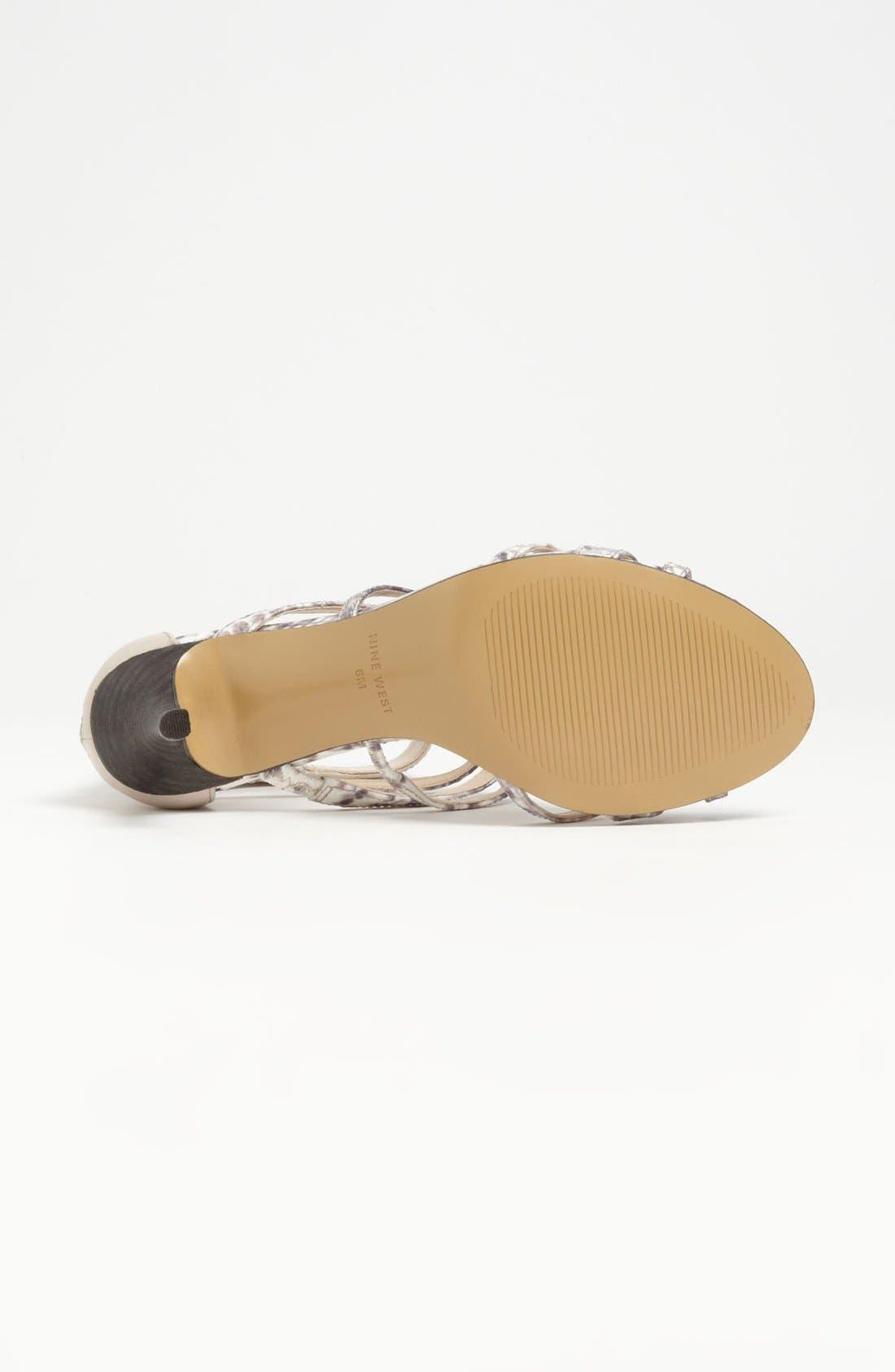 Alternate Image 4  - Nine West 'Gerry' Sandal