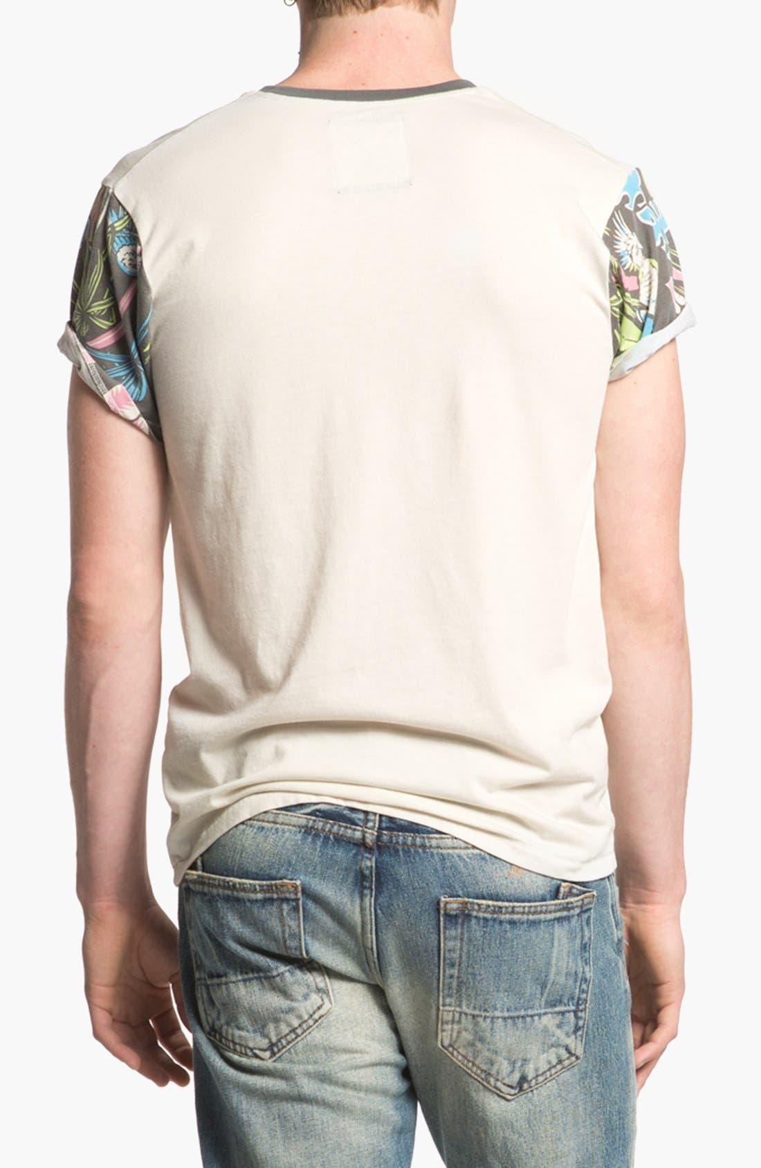 Alternate Image 2  - Vans 'Foster' Pocket T-Shirt