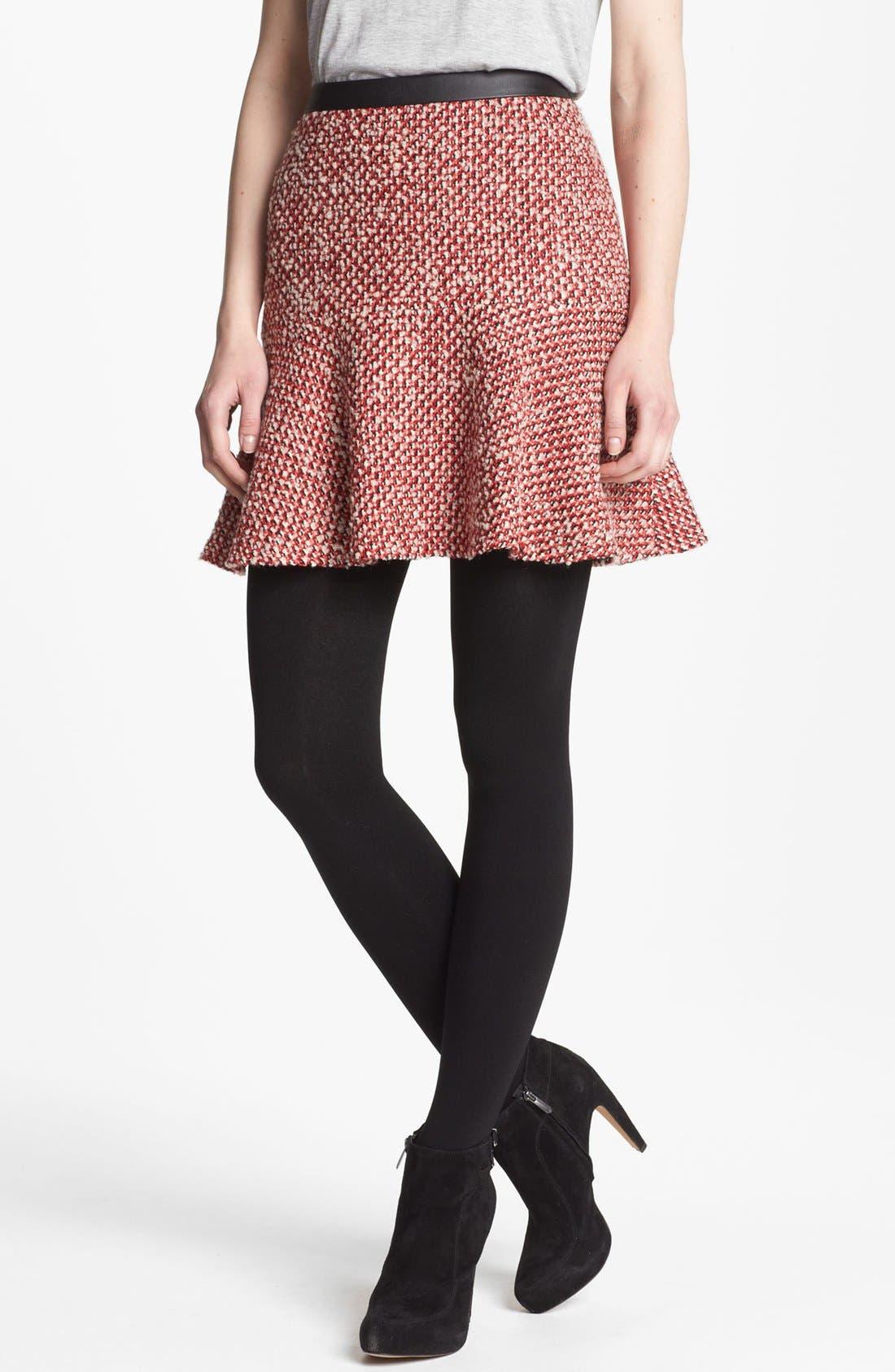 Alternate Image 1 Selected - Hinge® Tweed Skirt