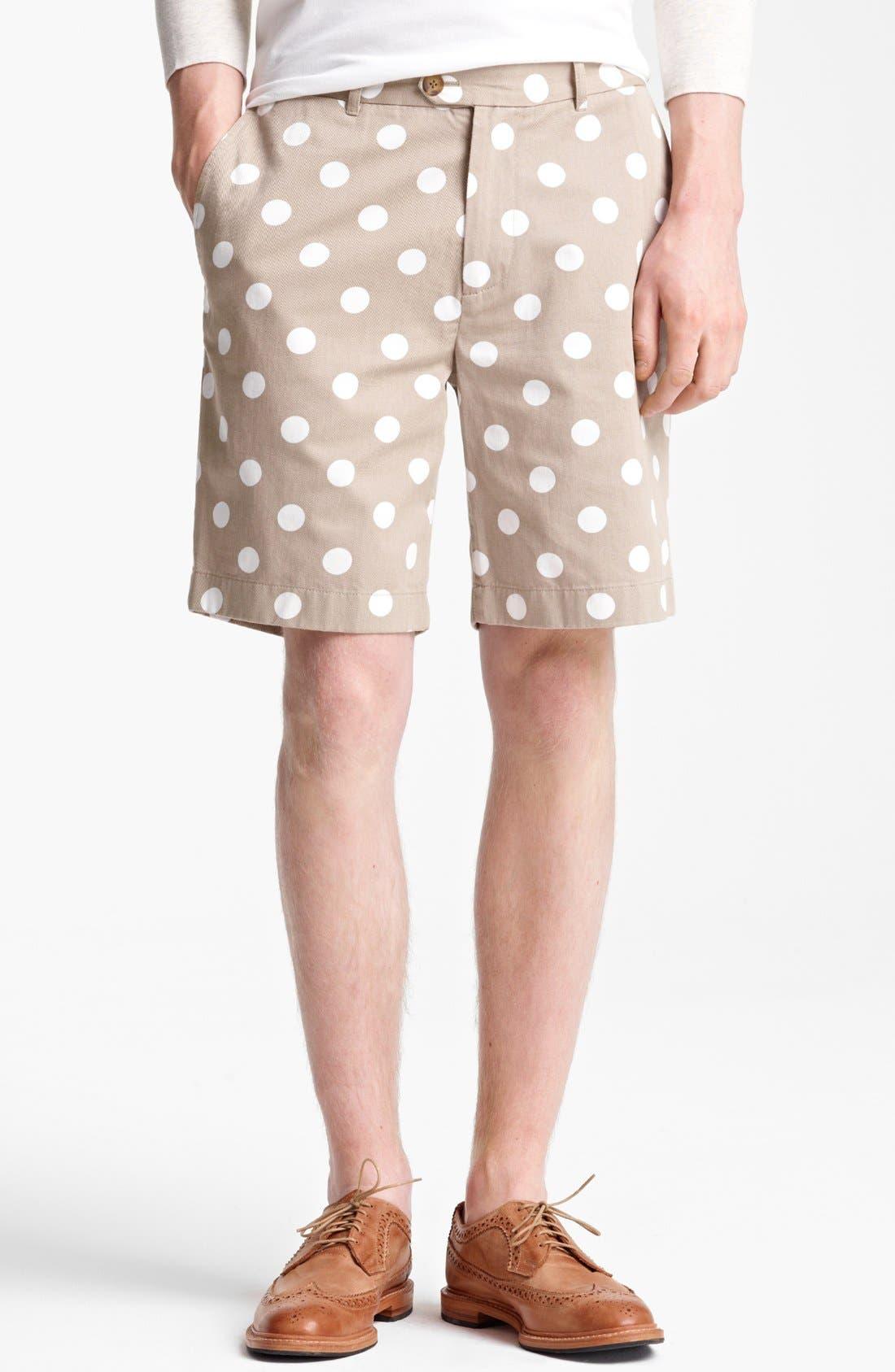 Alternate Image 1 Selected - Jack Spade 'Busby' Shorts