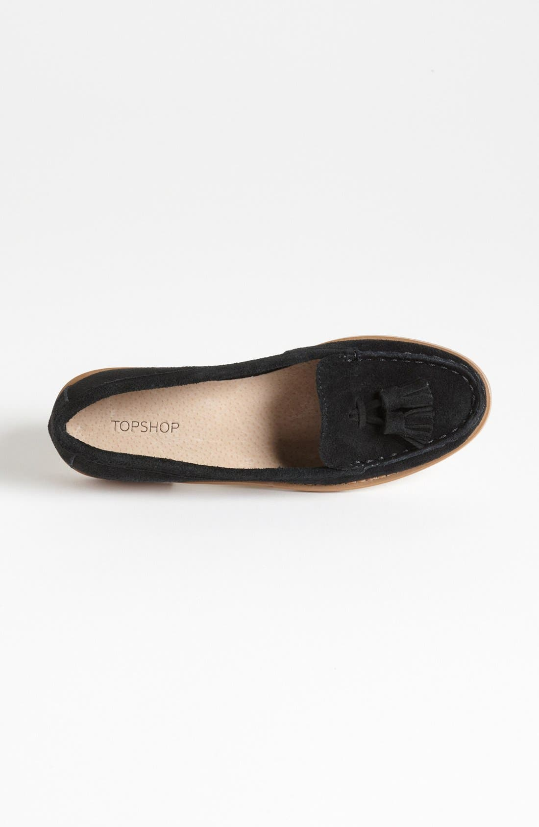 Alternate Image 3  - Topshop 'Monument2' Tassel Loafer