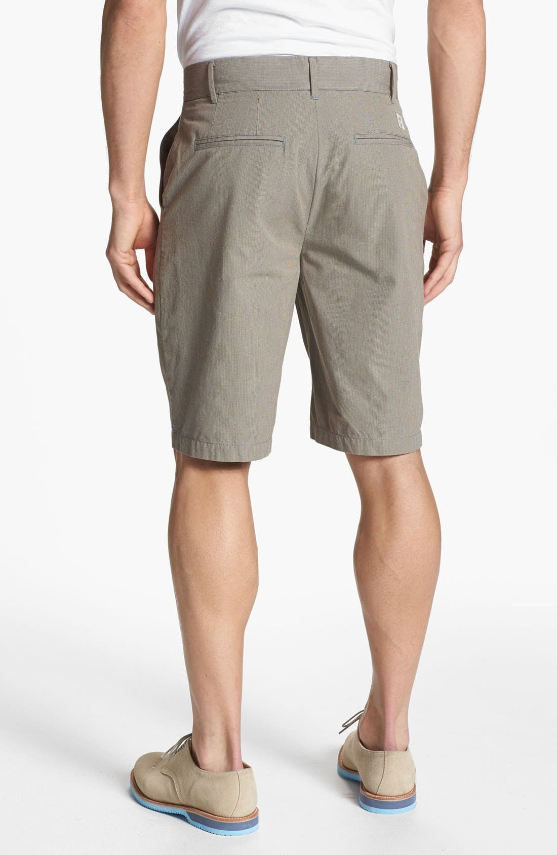 Alternate Image 2  - W.R.K 'Gibson' Flat Front Shorts