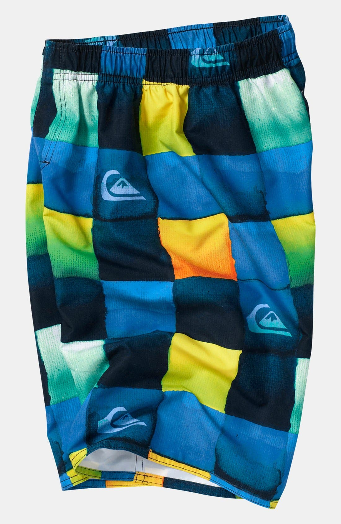 Alternate Image 4  - Quiksilver 'Redemption' Volley Shorts (Big Boys)