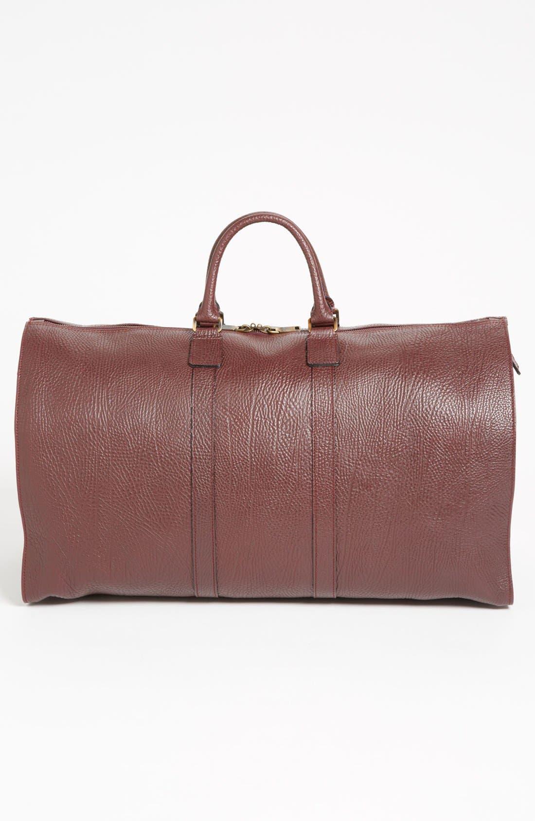 Alternate Image 2  - Bruno Magli 'Anselmo' Calfskin Duffel Bag