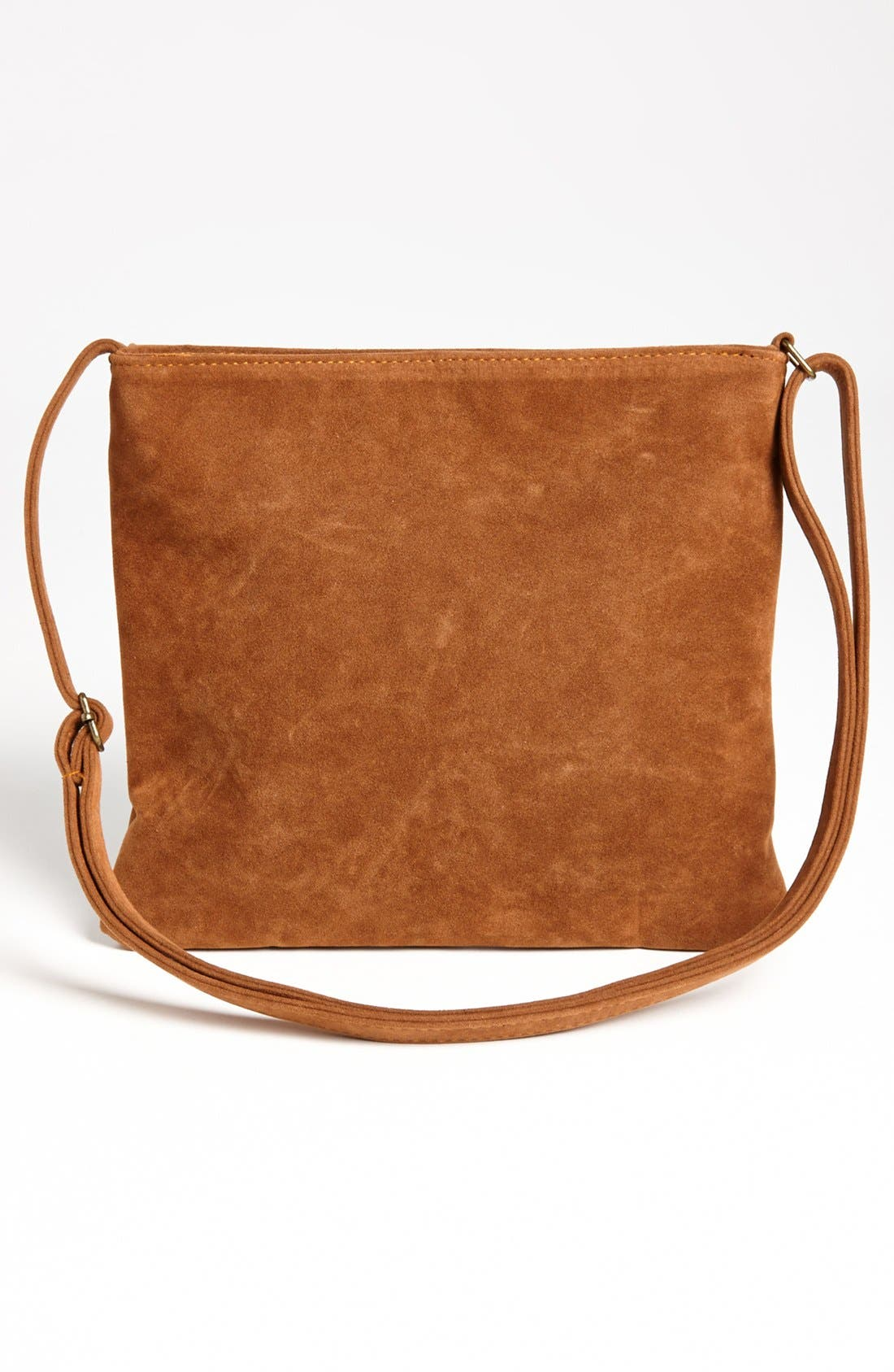 Alternate Image 4  - BP. Studded Fringe Crossbody Bag