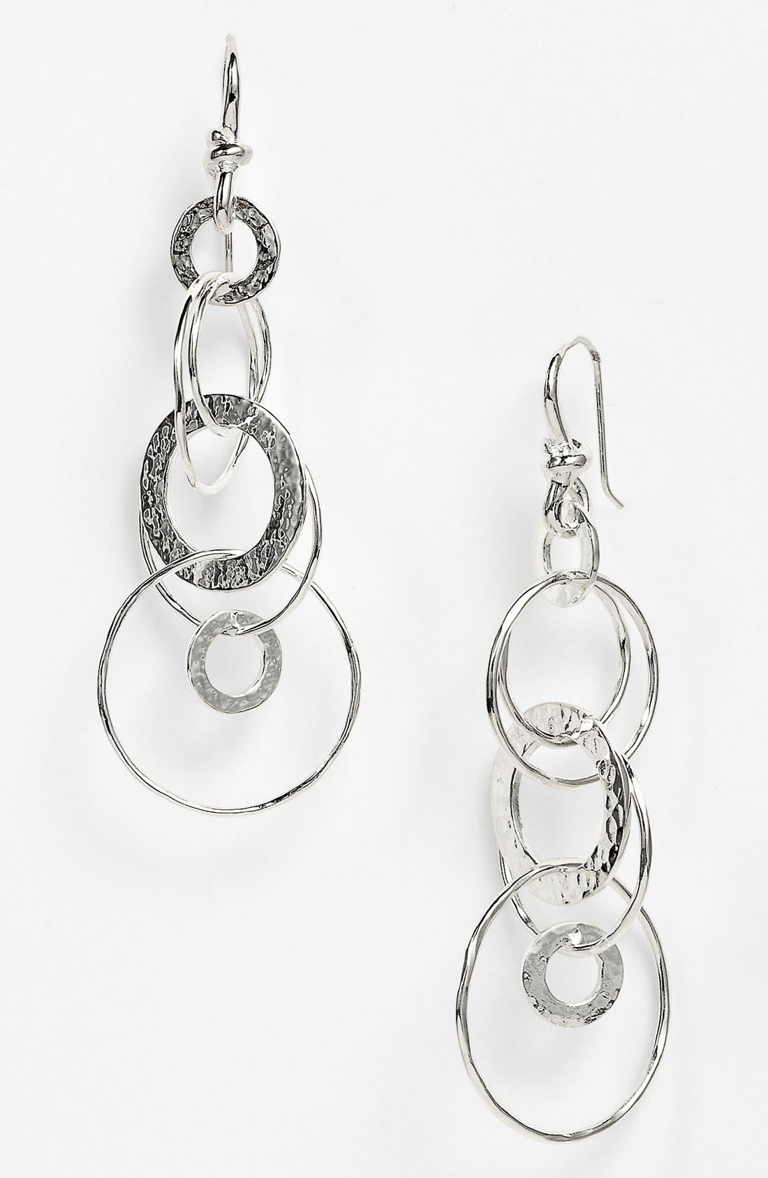 Alternate Image 1 Selected - Ippolita 'Jet Set' Drop Earrings