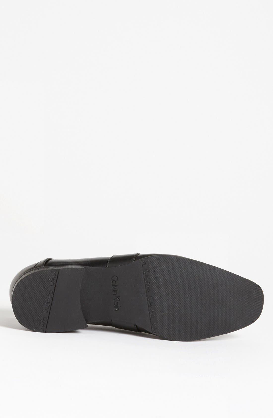 Alternate Image 4  - Calvin Klein 'Brice' Bit Loafer
