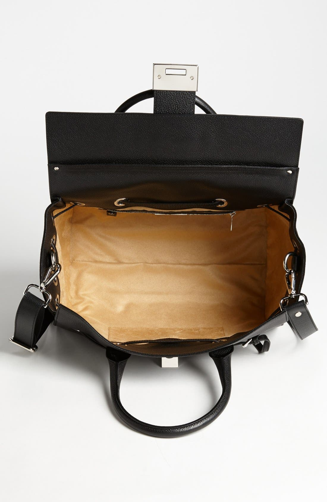 Alternate Image 3  - Jimmy Choo 'Rosa' Leather Satchel