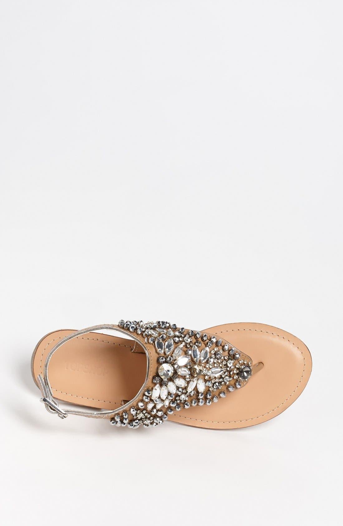 Alternate Image 3  - Topshop 'Fliss' Sandal