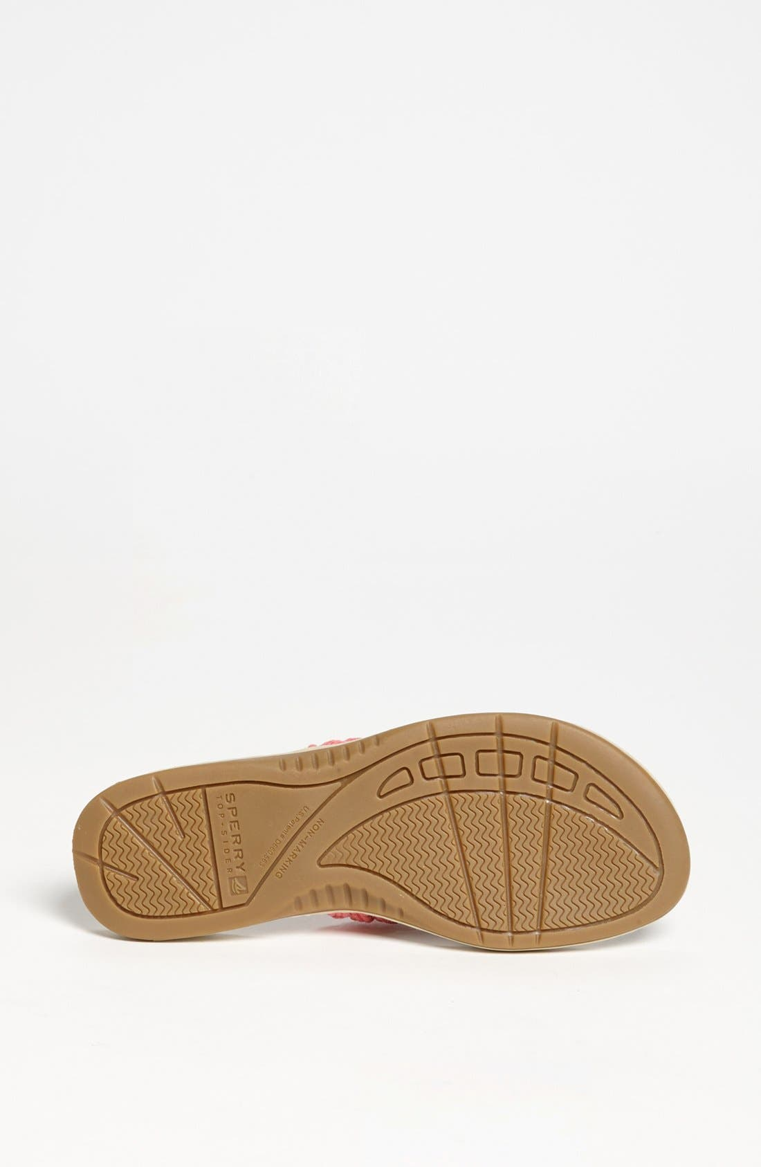 Alternate Image 4  - SPERRY TOP-SIDER TUCKERFISH FLIP FLOP