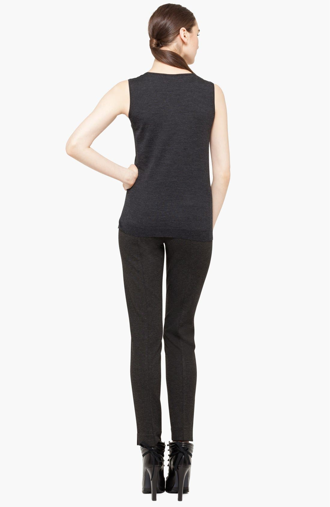 Alternate Image 4  - Akris punto Slim Jersey Pants