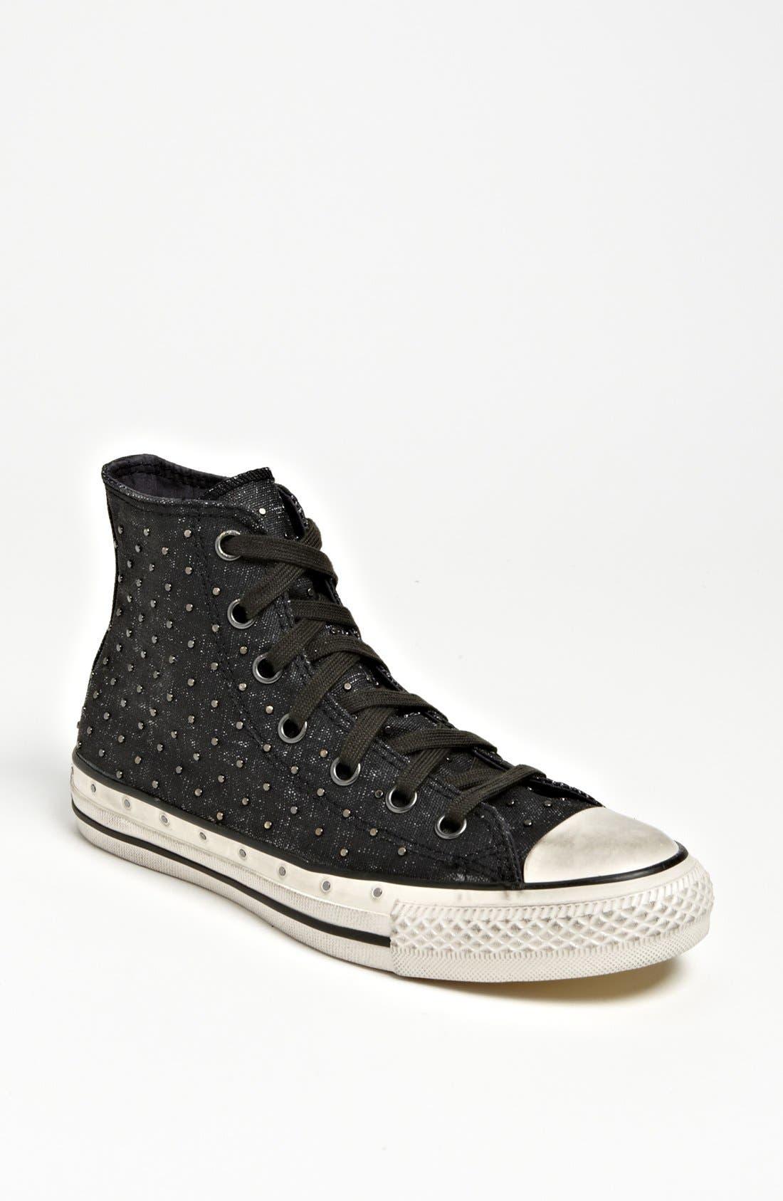 Alternate Image 1 Selected - Converse by John Varvatos 'All Star® Hi Studded' Sneaker (Women)