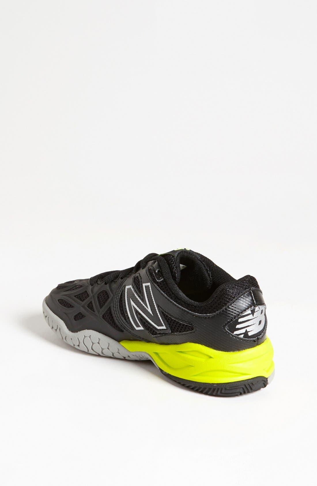 Alternate Image 2  - New Balance Tennis Shoe (Toddler, Little Kid & Big Kid)