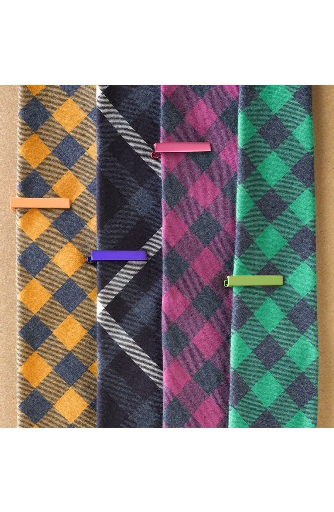 Alternate Image 4  - Gitman Woven Cotton Tie