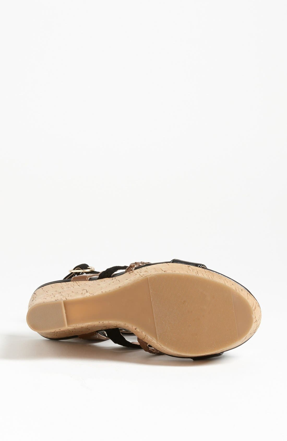 Alternate Image 4  - Sole Society 'Serina' Wedge Sandal