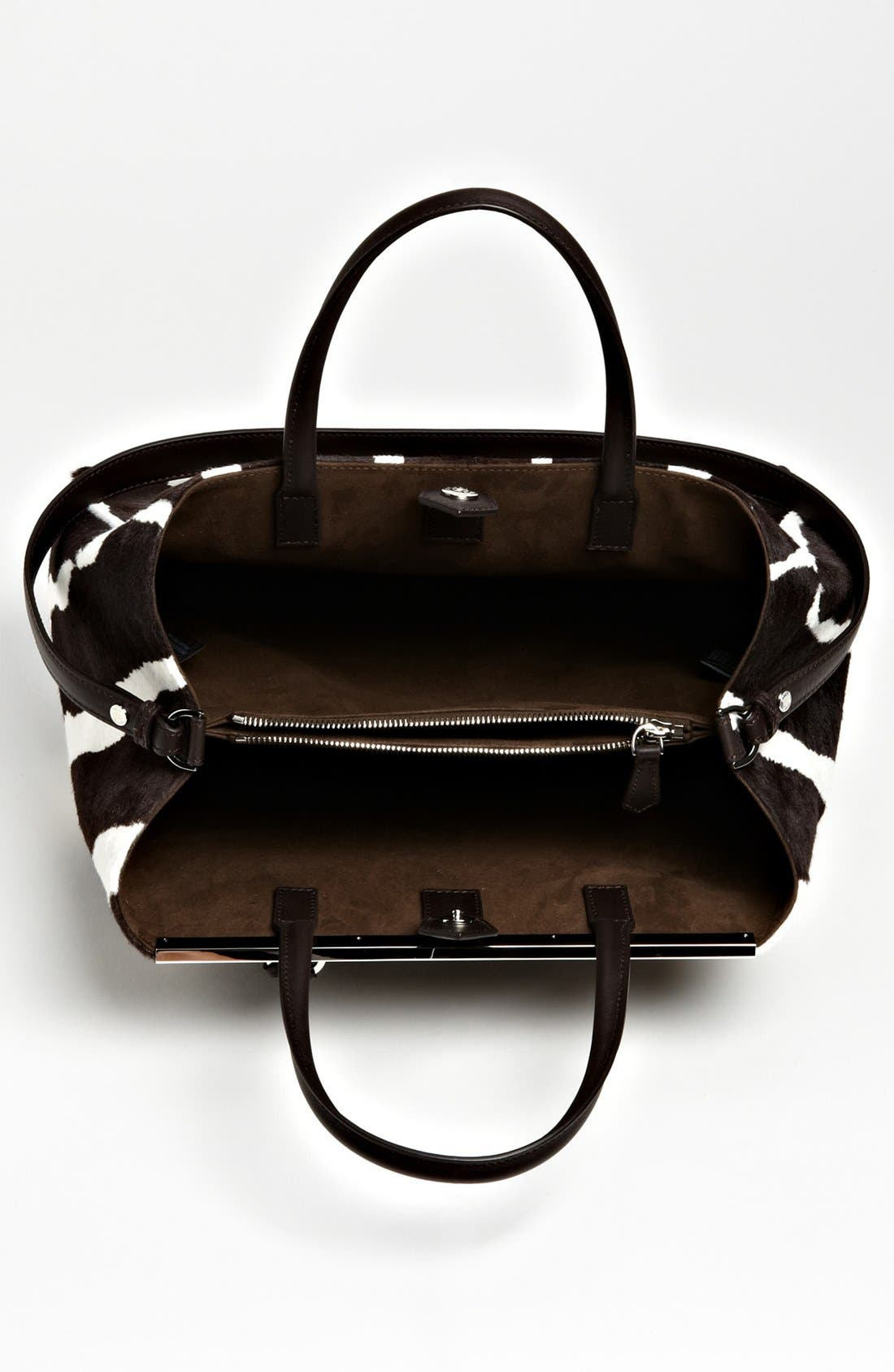 Alternate Image 3  - Fendi '2Jours - Medium' Calf Hair Shopper