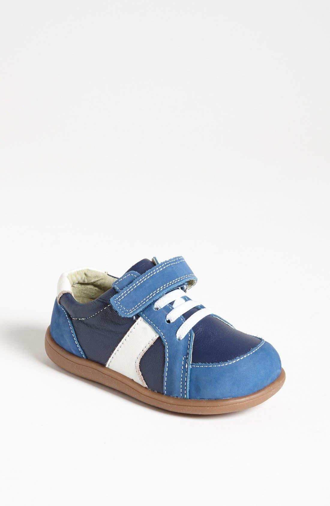 Alternate Image 1 Selected - See Kai Run 'Connor' Sneaker (Baby, Walker & Toddler)
