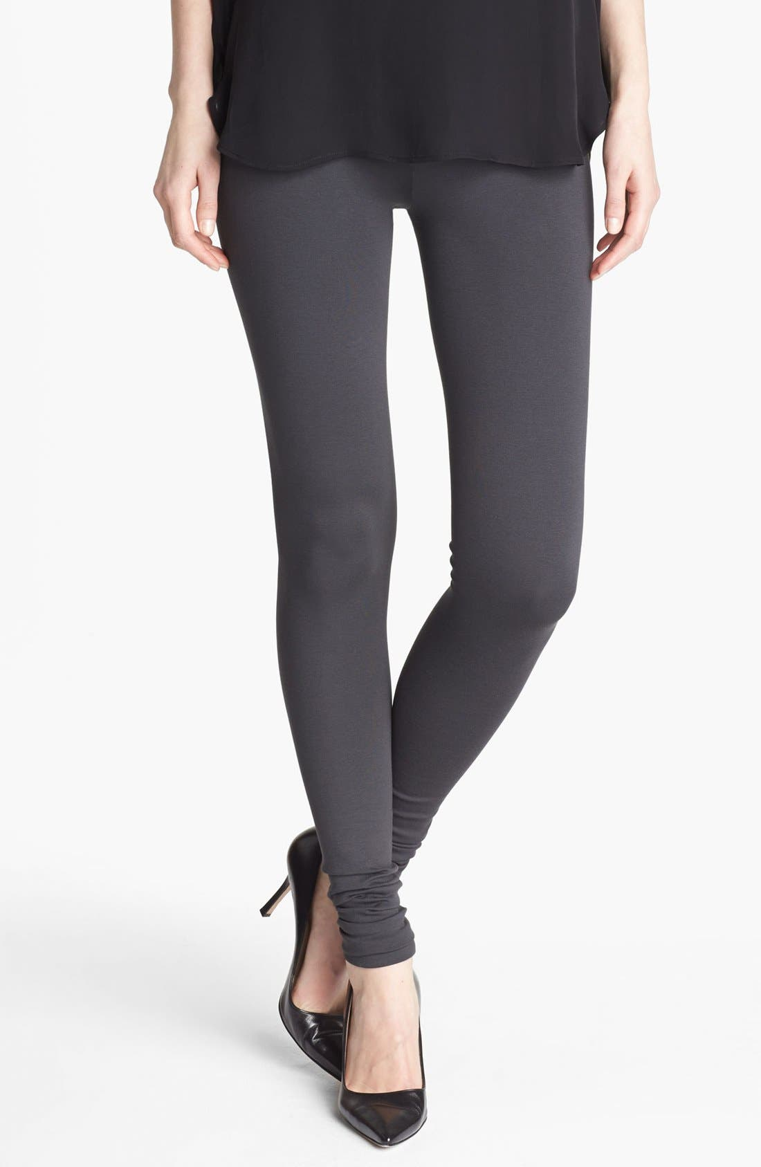 Alternate Image 1 Selected - Vince Slouchy Ankle Leggings