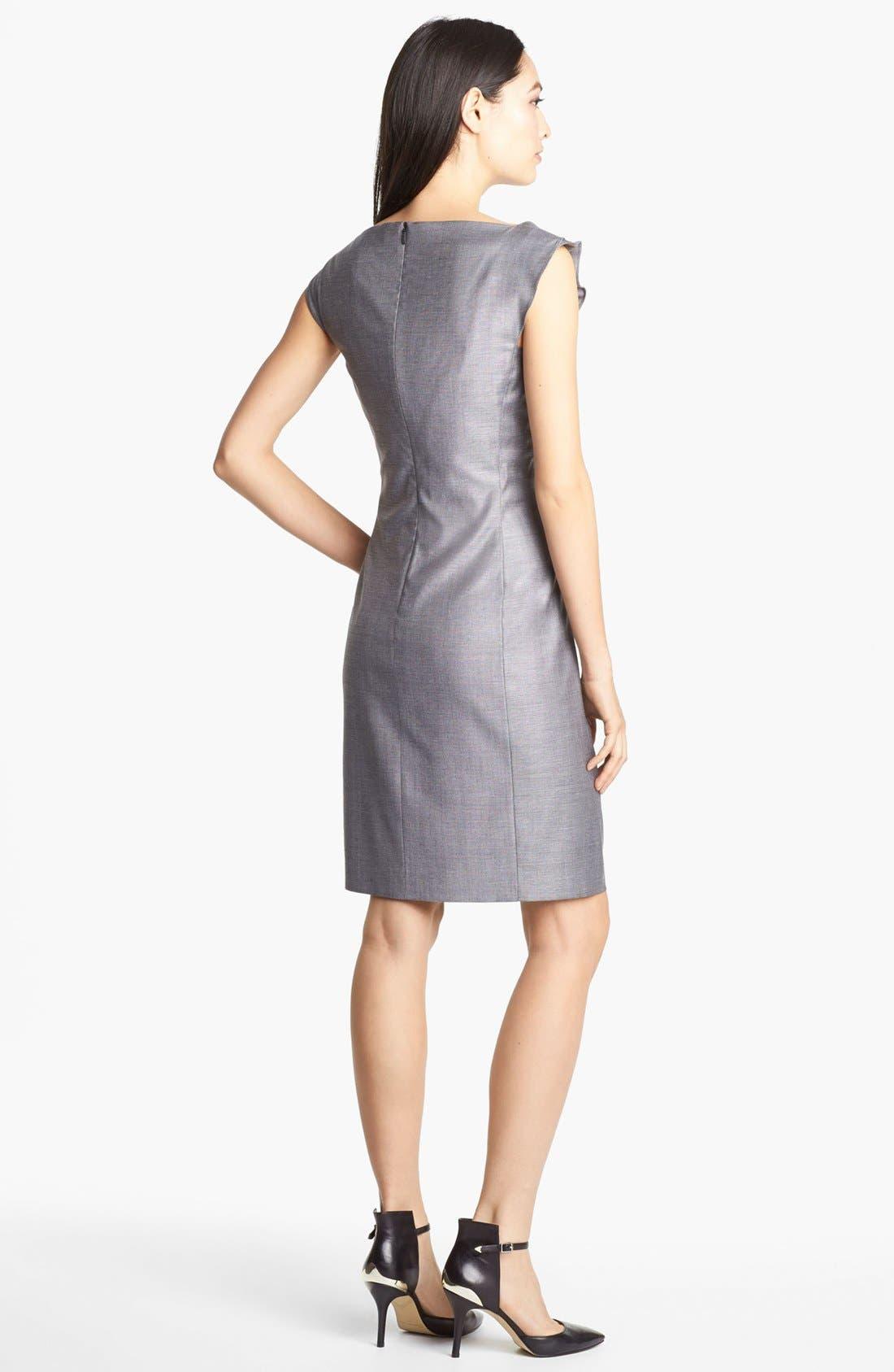 Alternate Image 2  - BOSS HUGO BOSS 'Daperla' Sheath Dress