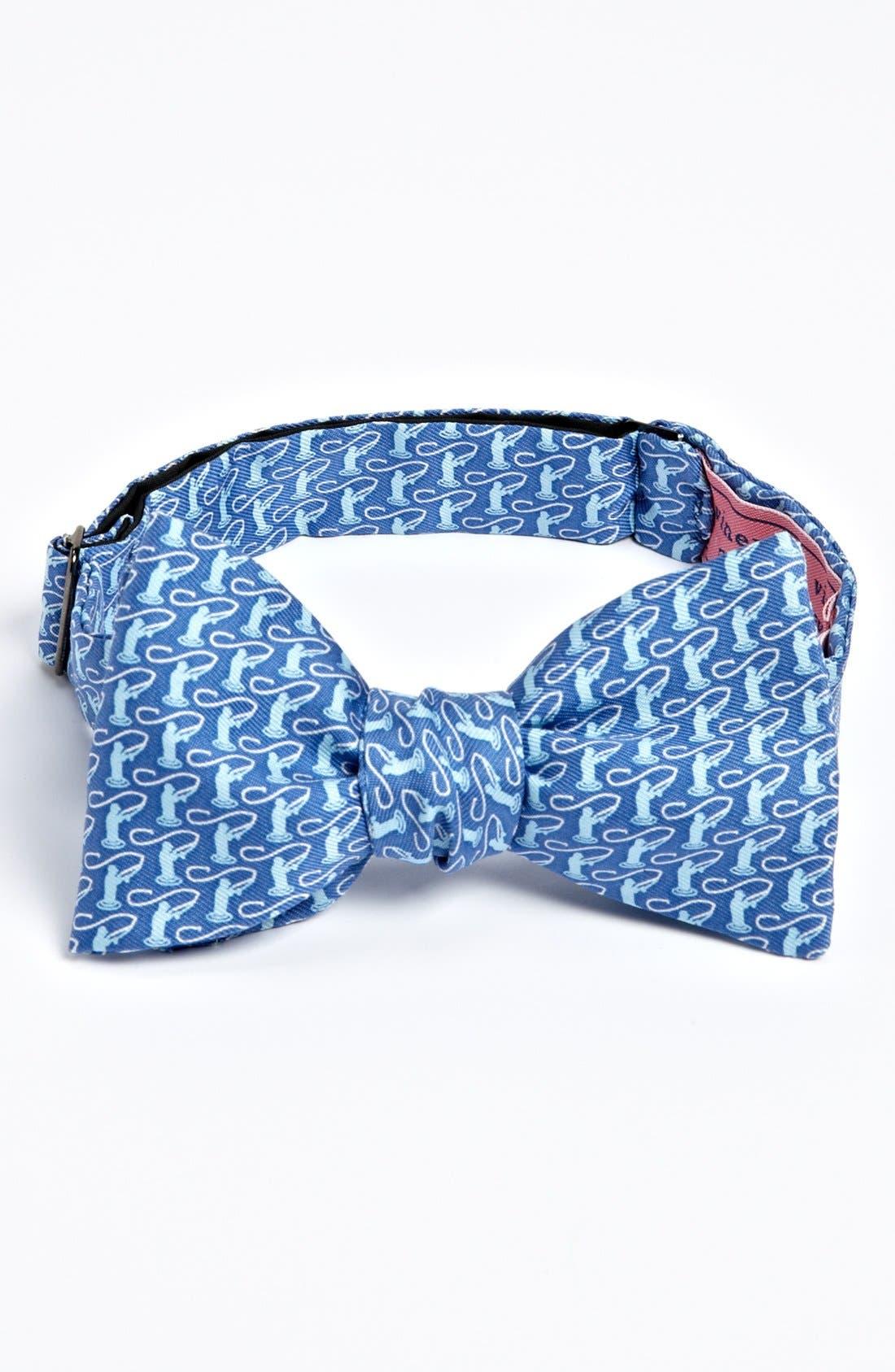 Alternate Image 1 Selected - Vineyard Vines Silk Bow Tie
