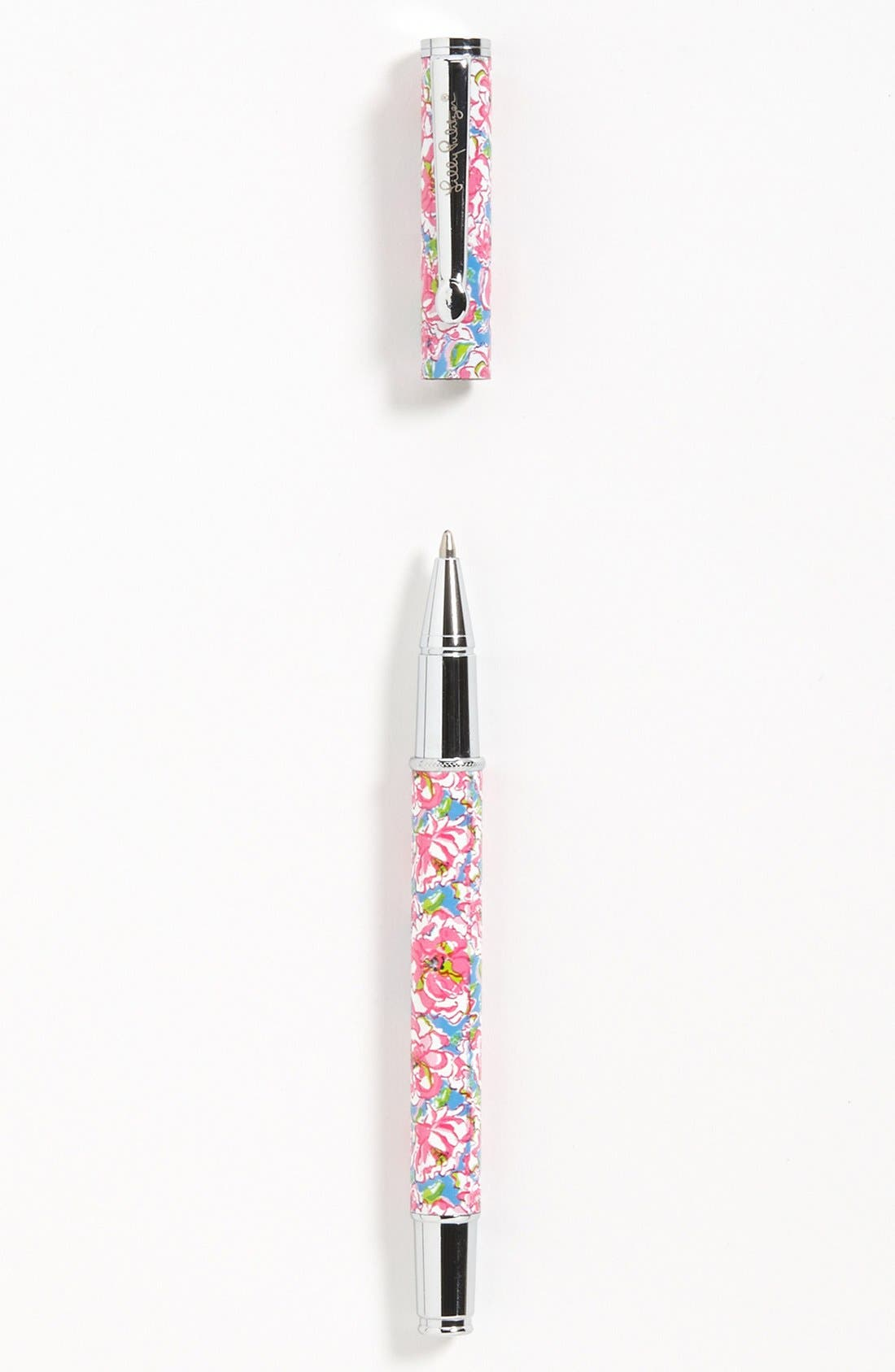 Alternate Image 2  - Lilly Pulitzer® Floral Print Ink Pen