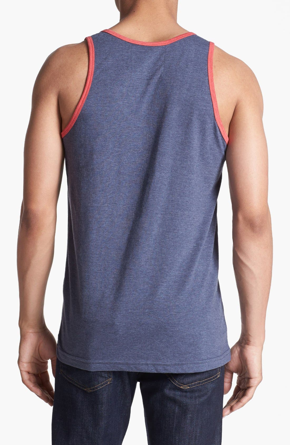 Alternate Image 2  - Red Jacket 'Red Sox - Merit' Tank Top