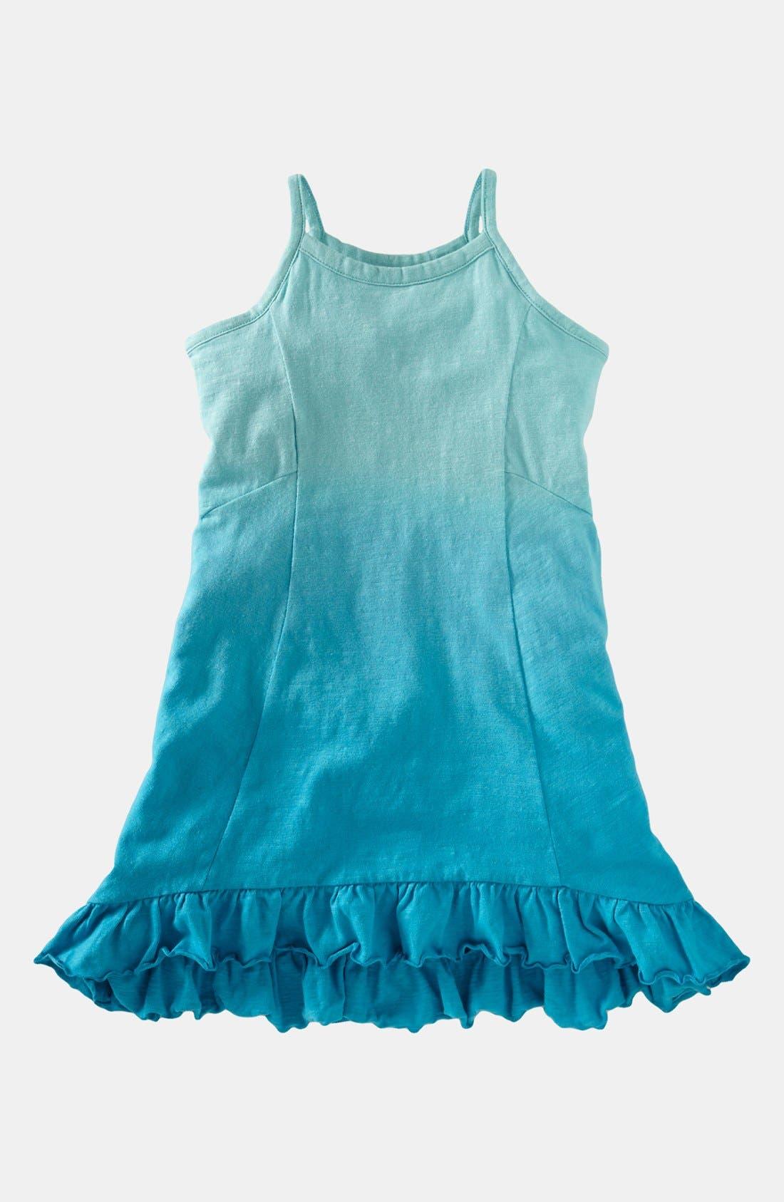 Main Image - Tea Collection 'Seafarer' Dress (Little Girls & Big Girls)