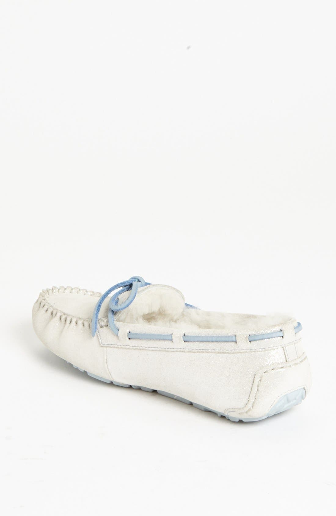 Alternate Image 2  - UGG® Australia 'Dakota - I Do' Moccasin Slipper (Women)