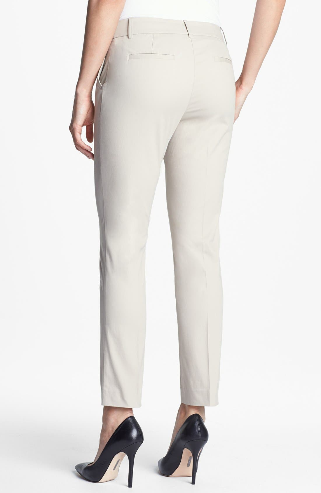 Alternate Image 2  - Lafayette 148 New York Ankle Pants