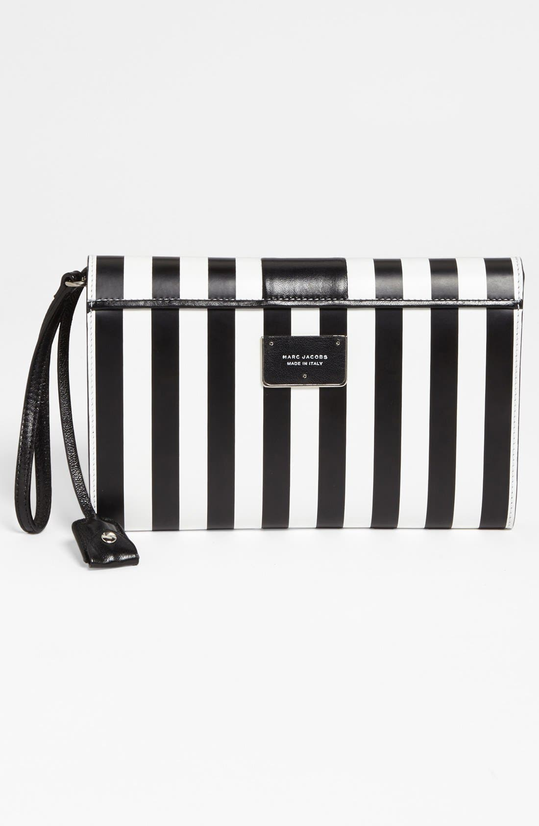Alternate Image 4  - MARC JACOBS 'Prisoners Isobel' Leather Clutch