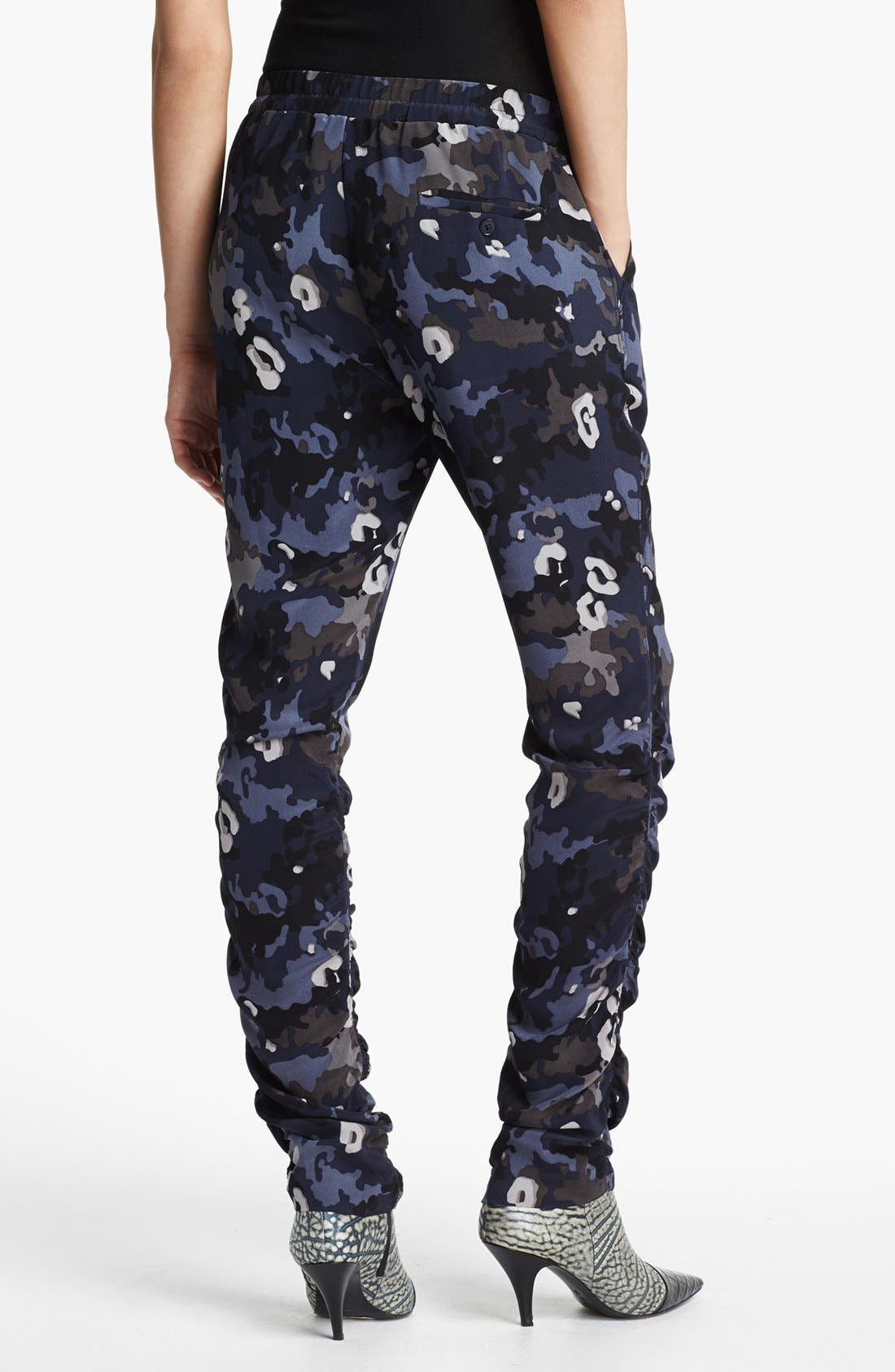 Alternate Image 2  - 3.1 Phillip Lim Cheetah & Camo Print Track Pants