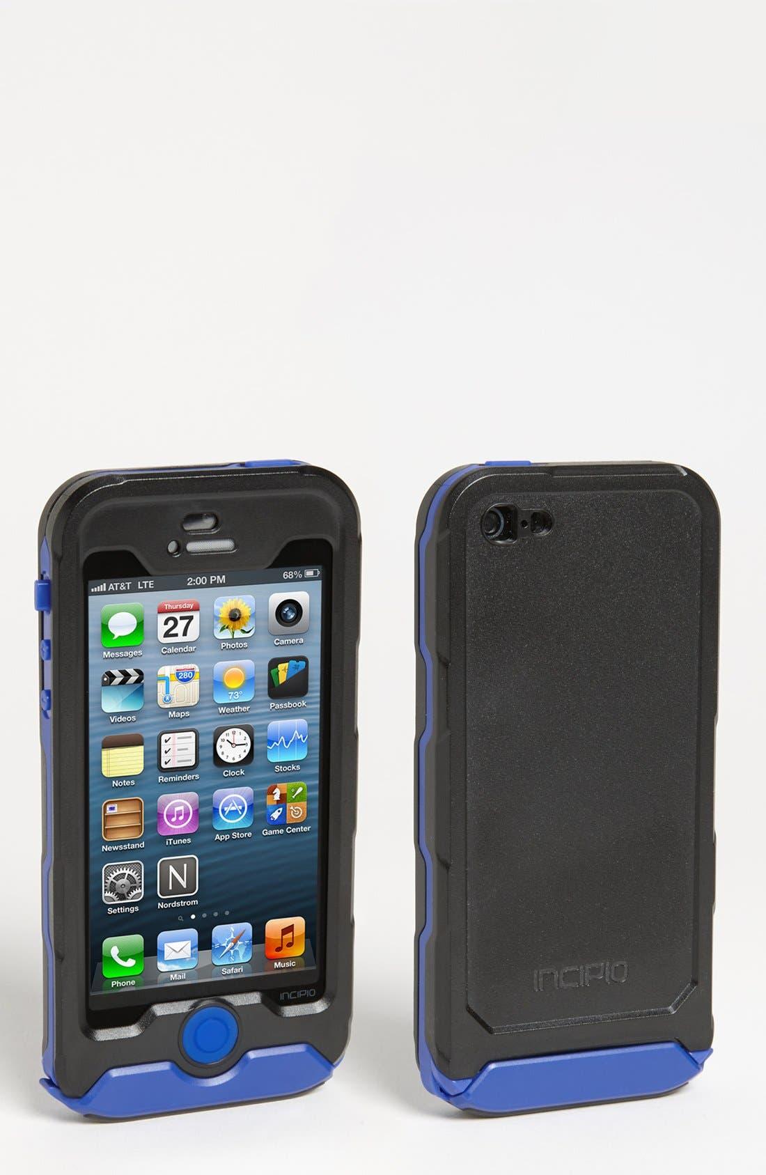 Alternate Image 1 Selected - Incipio 'Atlas' Waterproof iPhone 5 Case