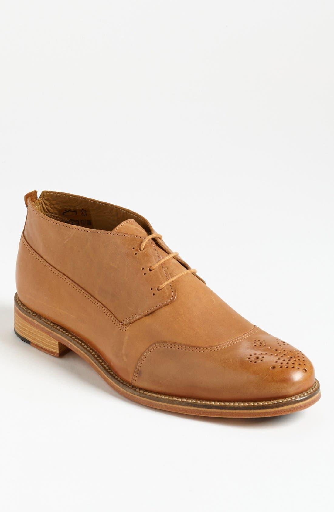 'Mason' Chukka Boot,                         Main,                         color, Dark Tan