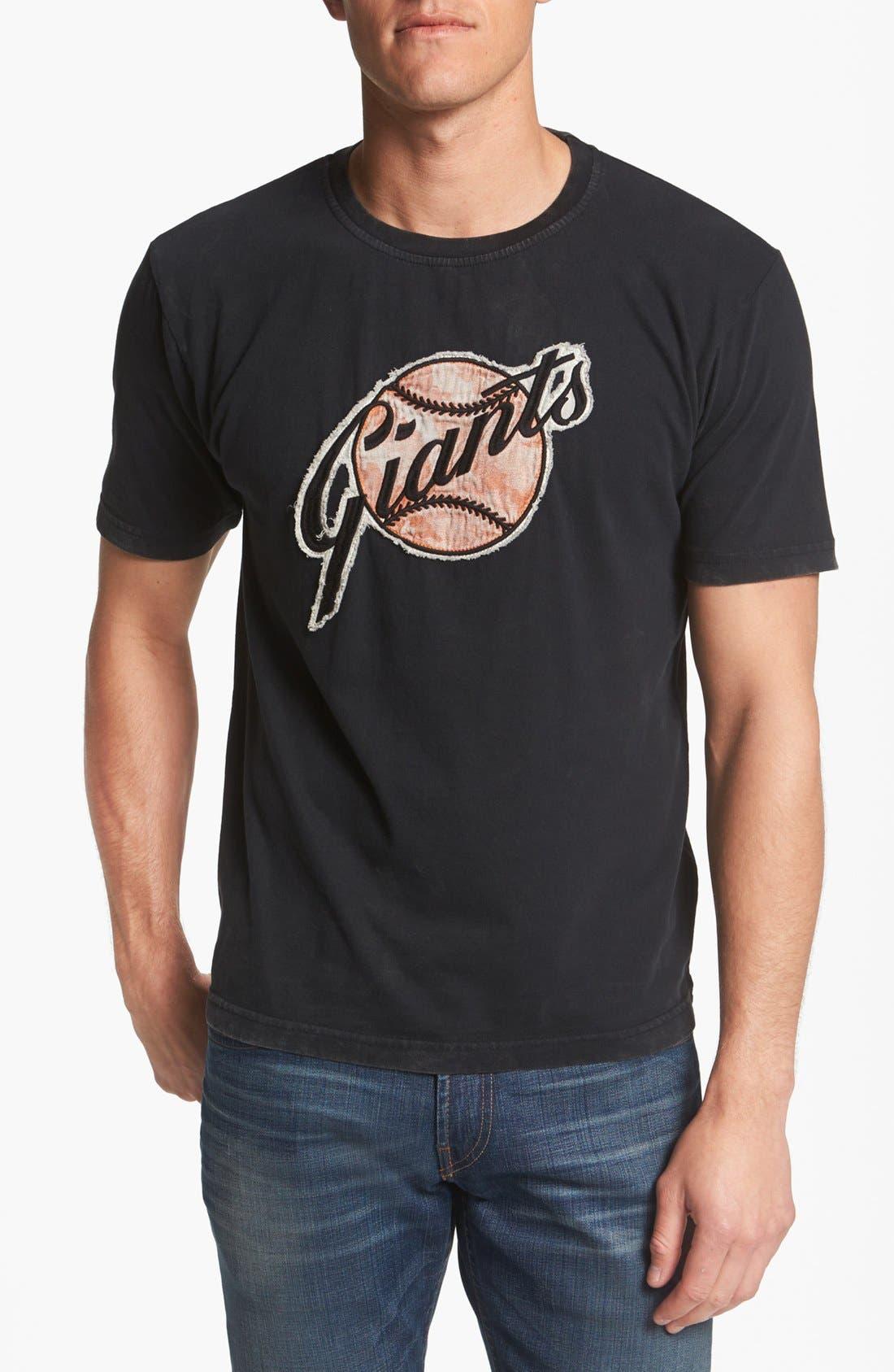 'Giants - Deadringer' T-Shirt,                         Main,                         color, Black