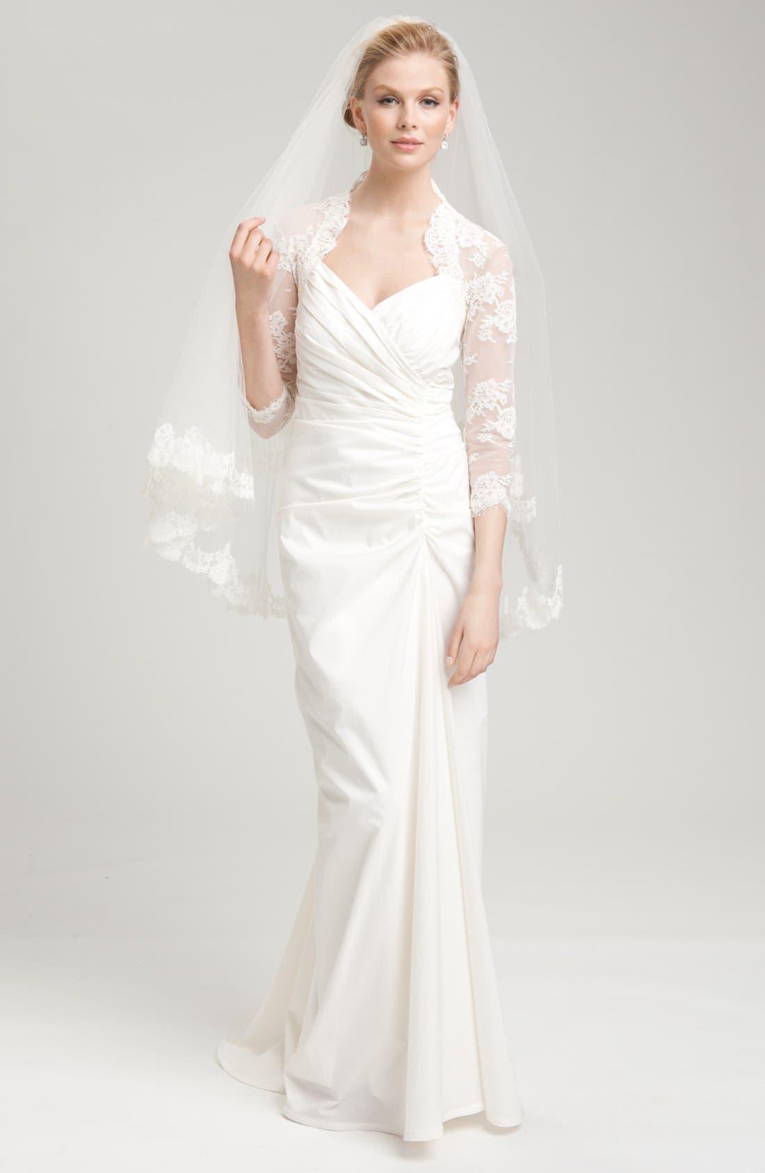 Alternate Image 2  - Nina 'Duchess' Veil