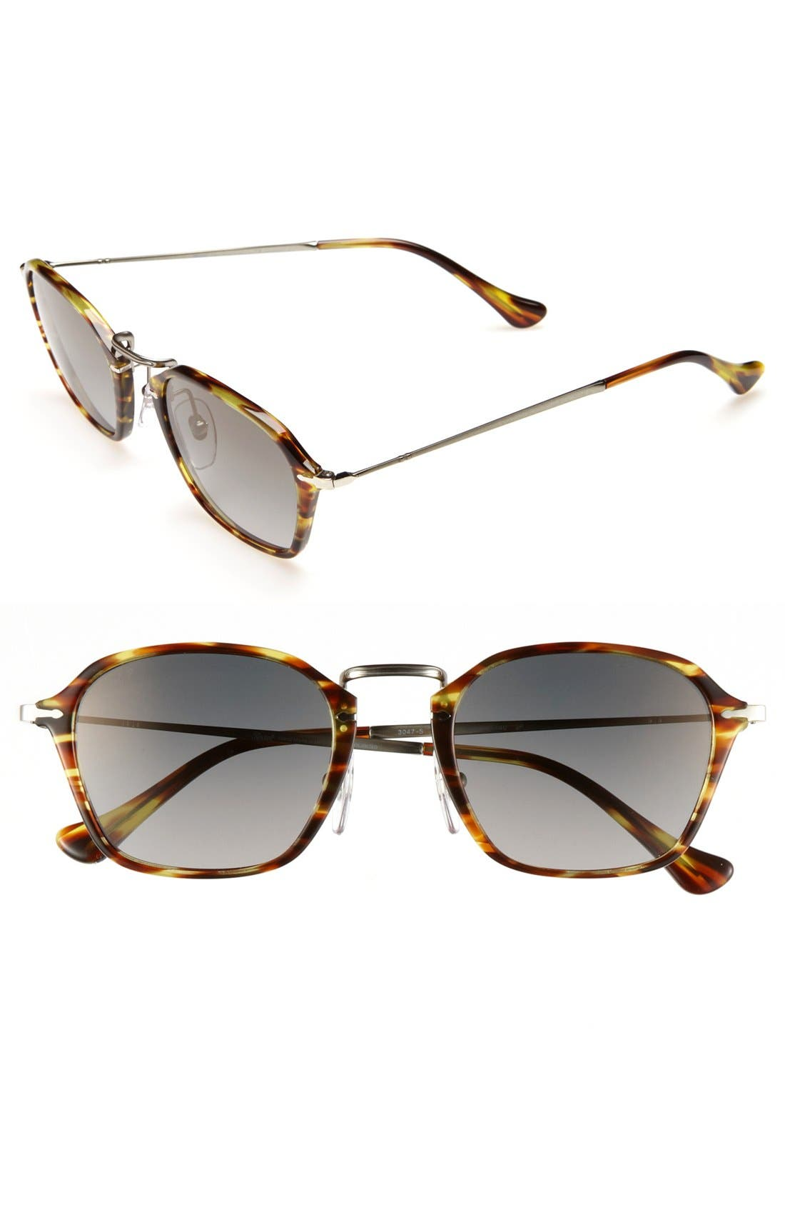 Main Image - Persol 49mm Polarized Sunglasses