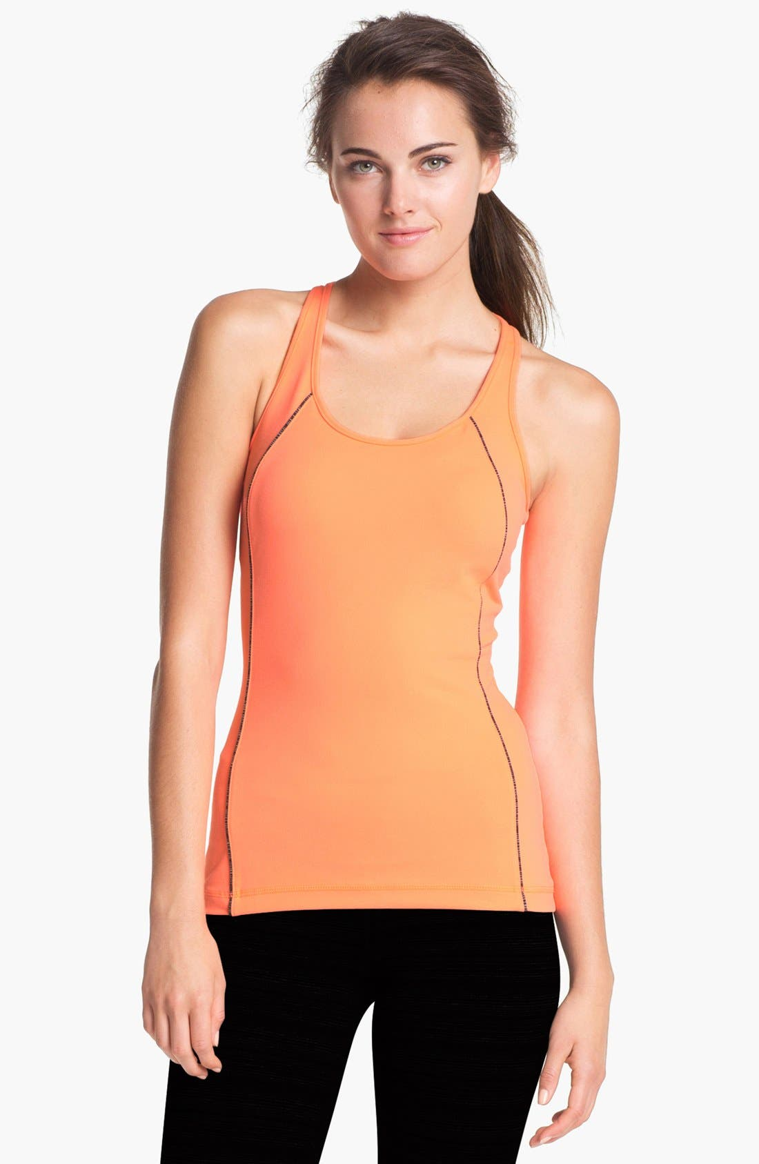 Alternate Image 1 Selected - Under Armour 'Studio Rave' Racerback Tank