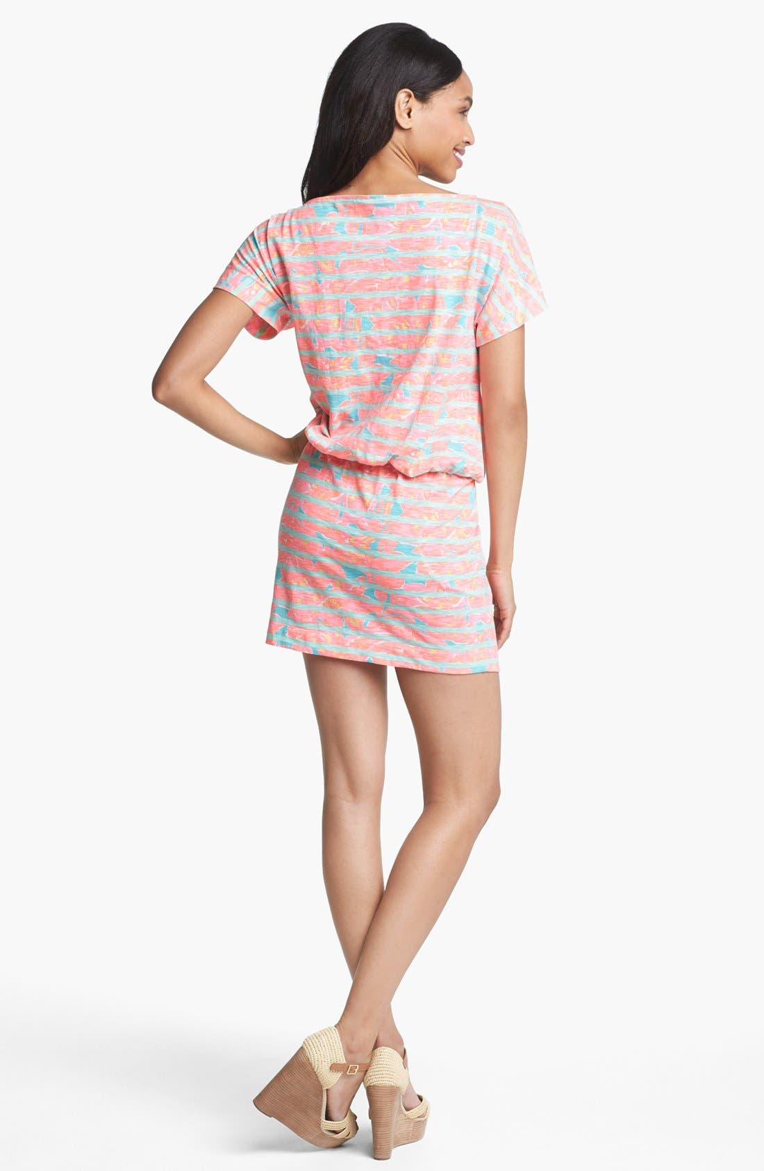 Alternate Image 2  - Lilly Pulitzer® 'Carmine' Dress